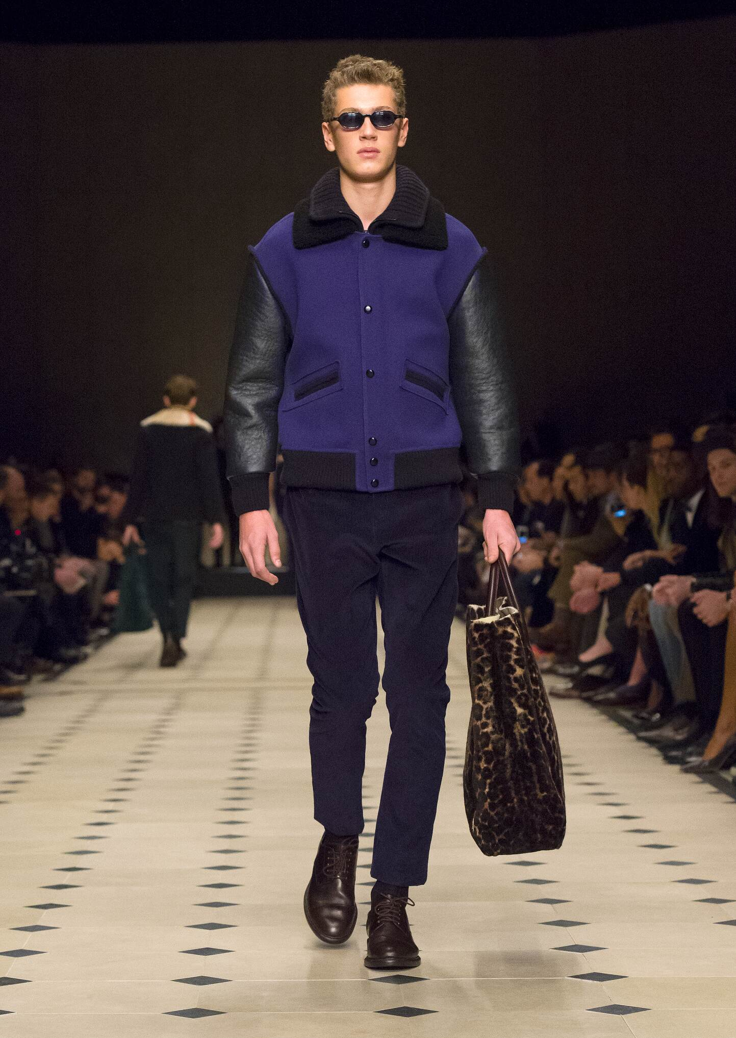 Winter Fashion Trends 2015 Burberry Prorsum