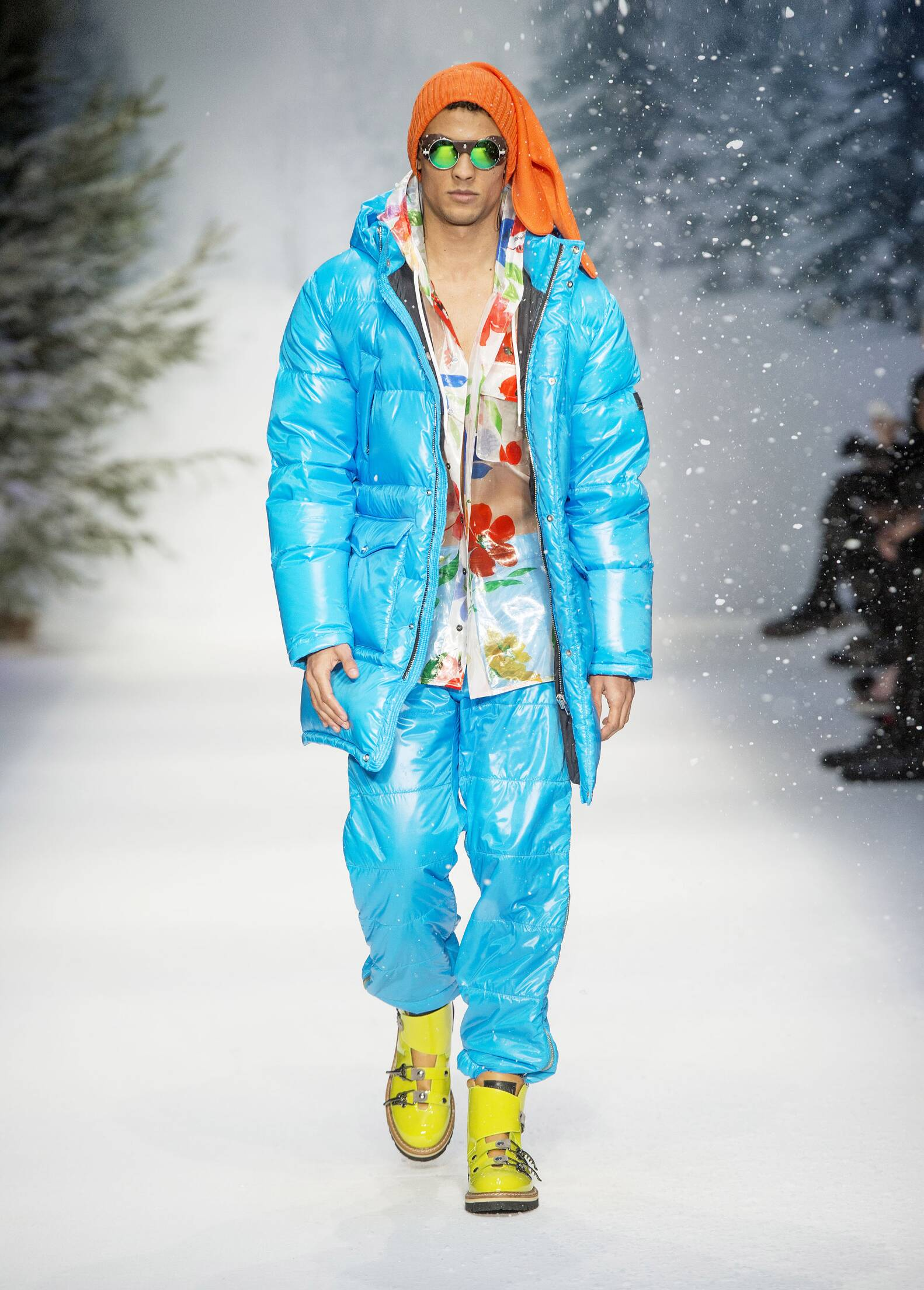 Winter Fashion Trends 2015 Moschino