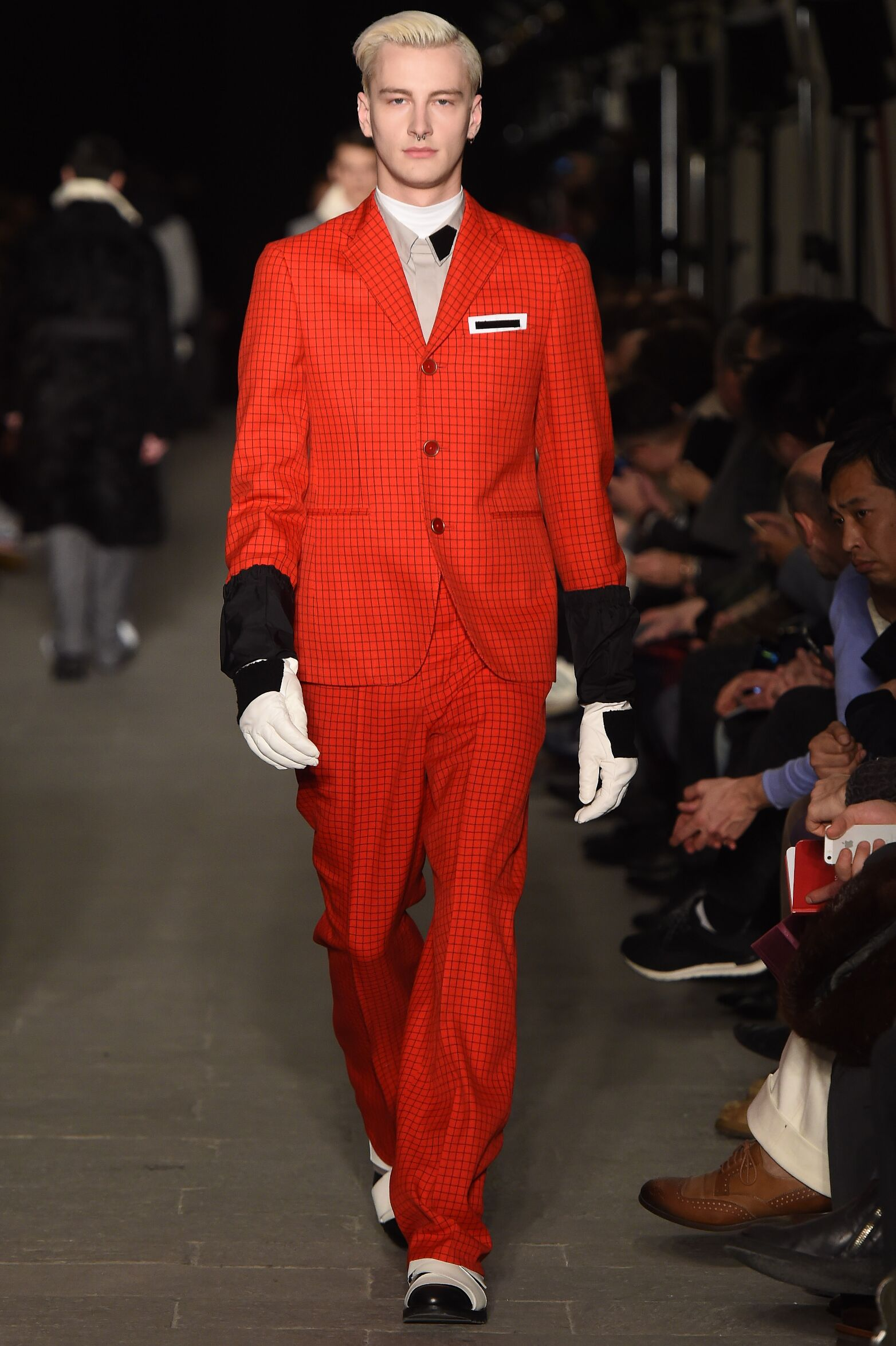 Winter Suit Trends 2015 Man Andrea Pompilio