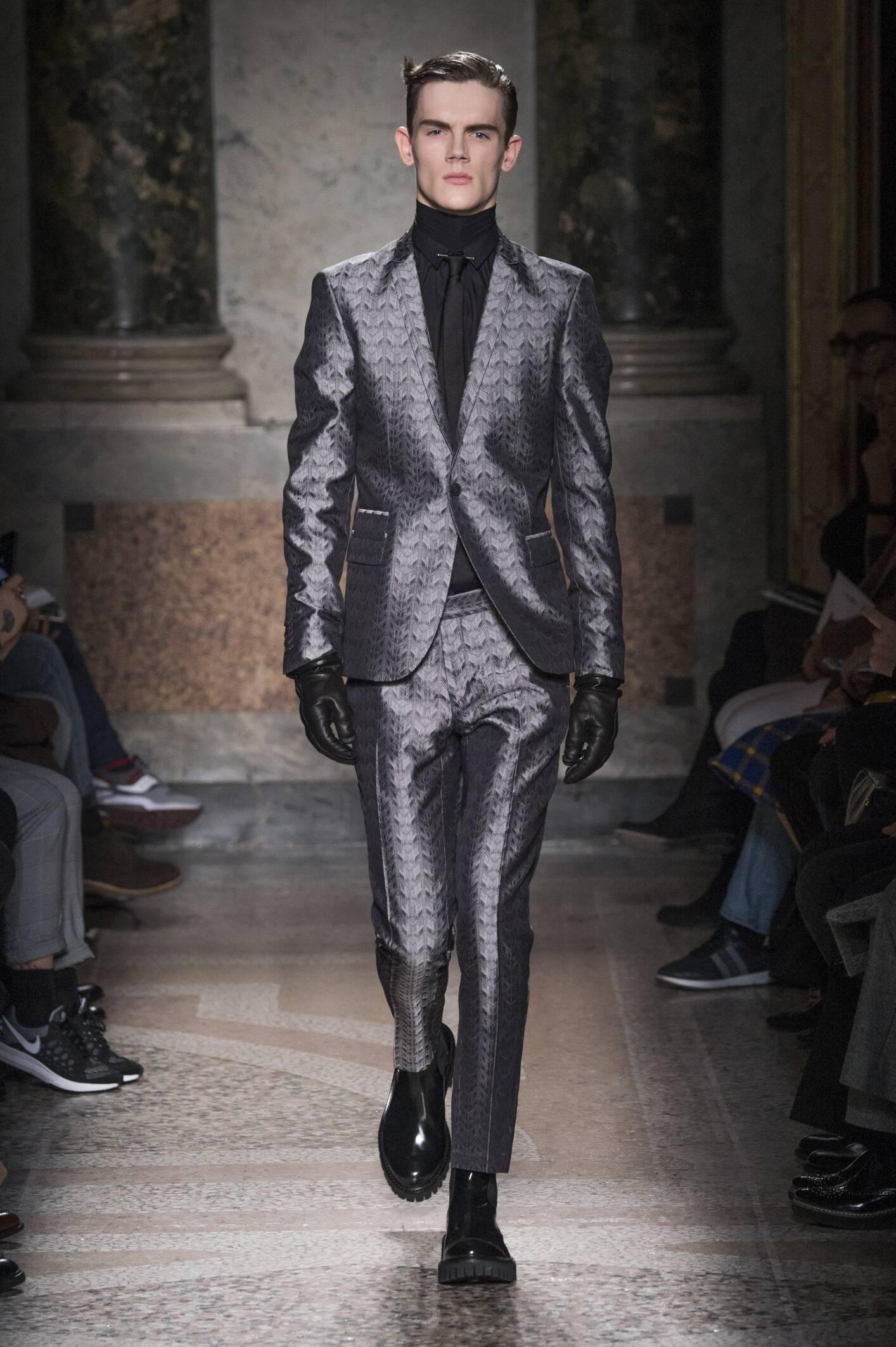Winter Suit Trends 2015 Man Les Hommes