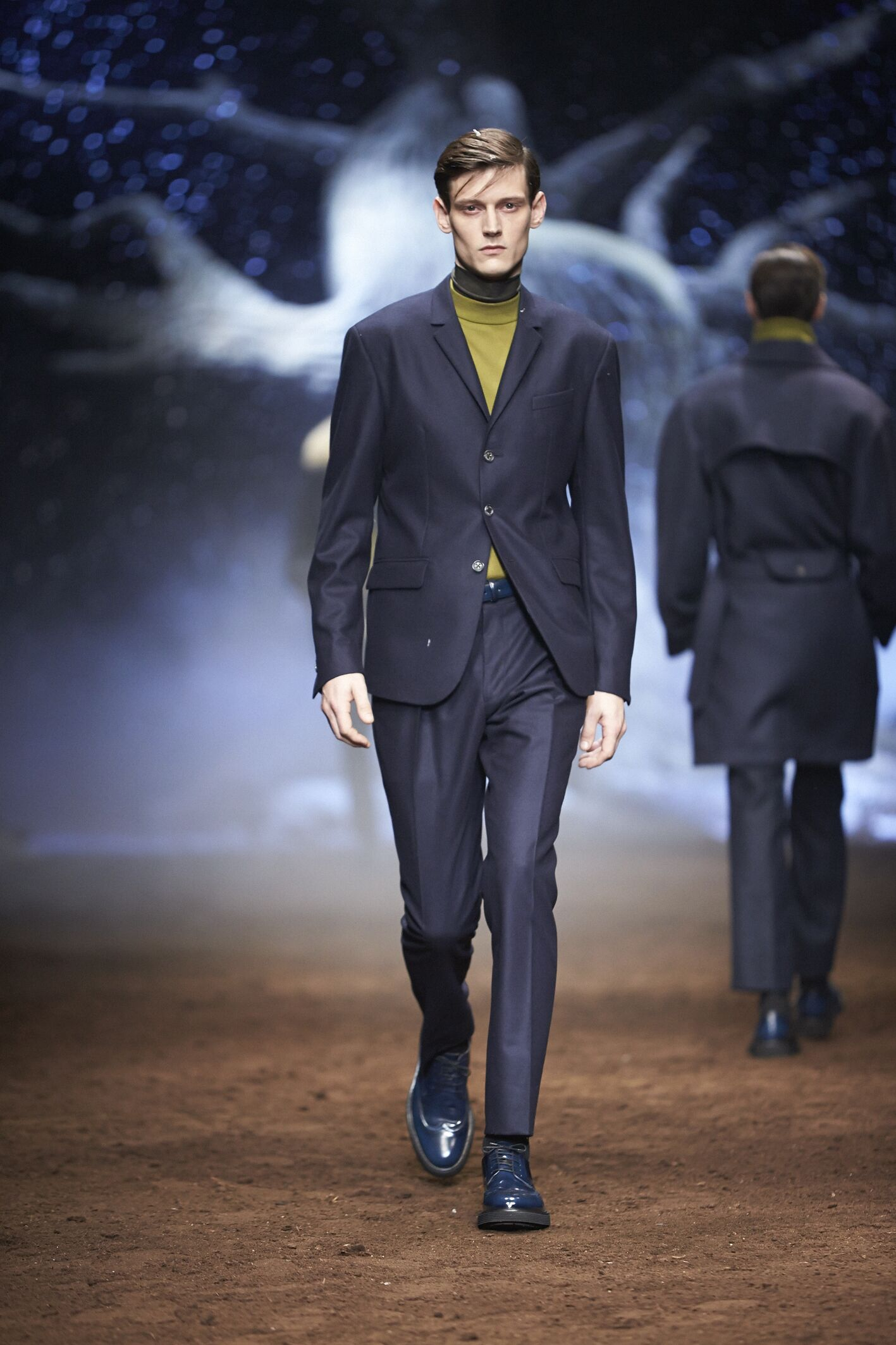 Winter Suit Trends 2015 Man