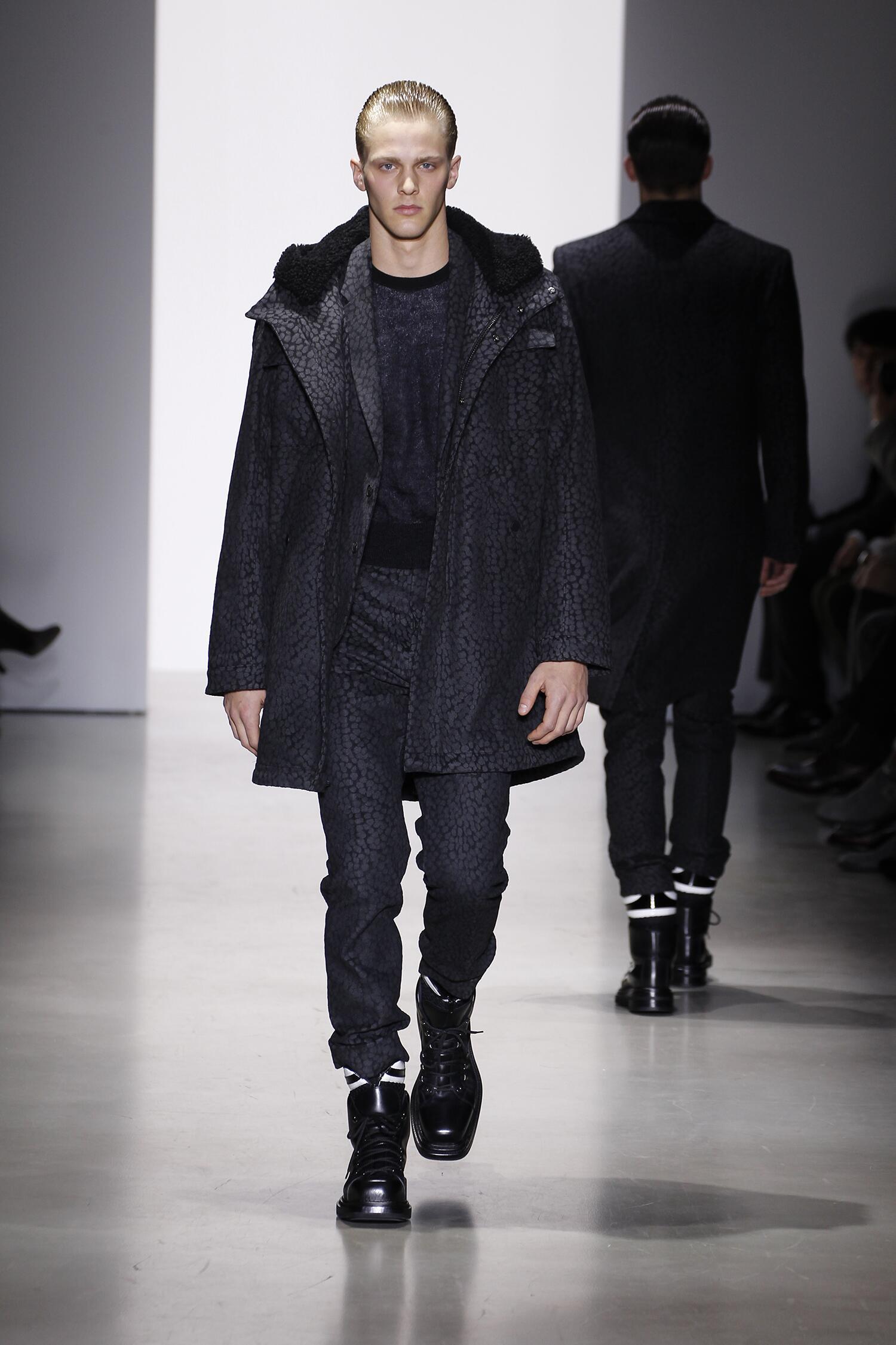 Winter Trends 2015 Man Calvin Klein Collection