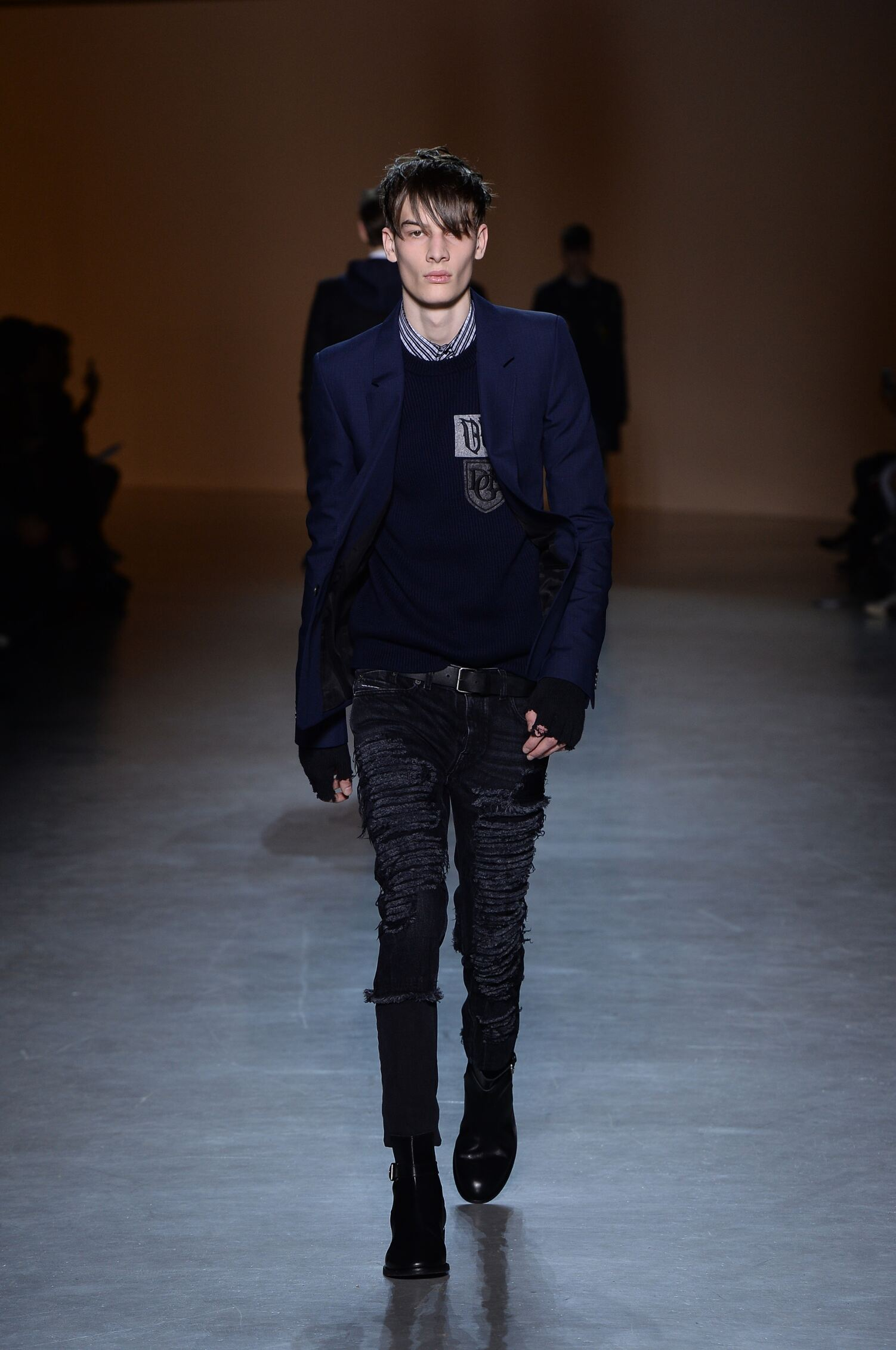 Winter Trends 2015 Man Diesel Black Gold