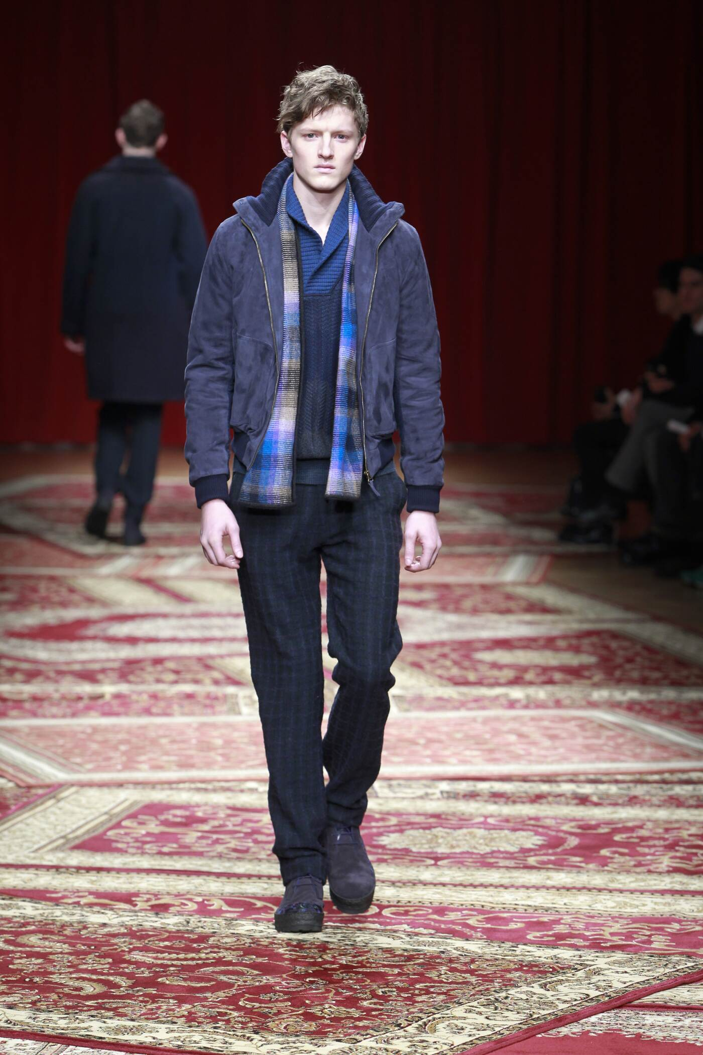 Winter Trends 2015 Man Missoni