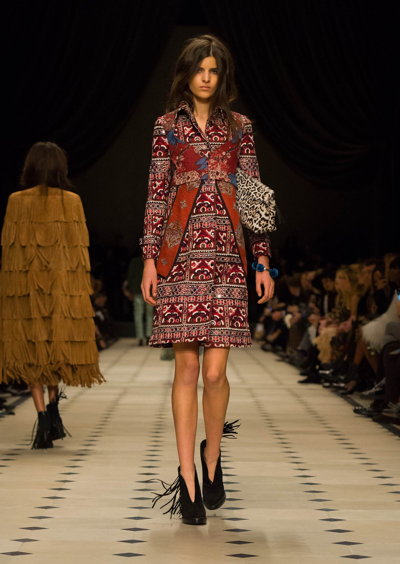 Burberry Prorsum Fall Winter 2015 16 Women S Collection