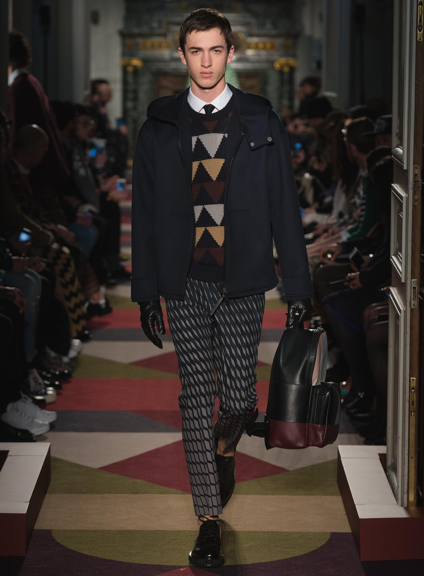 2015 2016 Valentino Collection Winter Catwalk