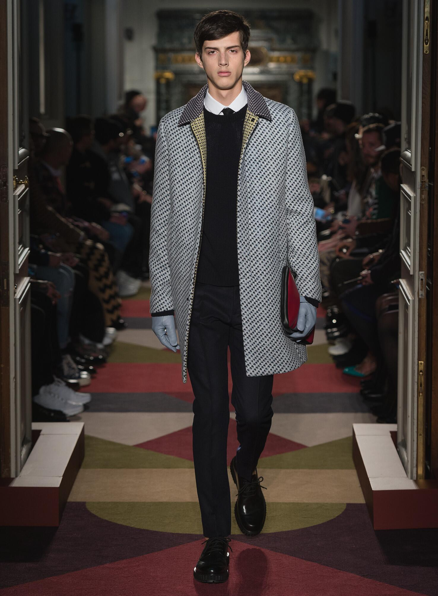 2015 2016 Winter Fashion Trends Valentino Collection