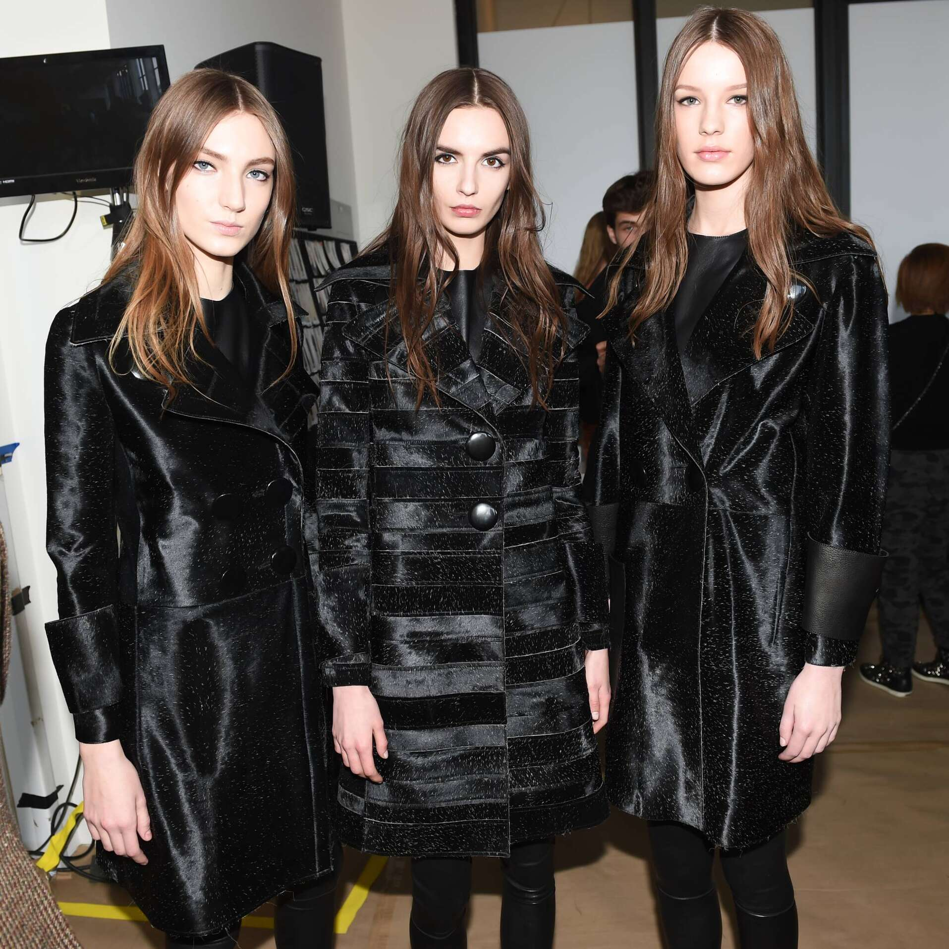 2015 Backstage Calvin Klein Woman Trends