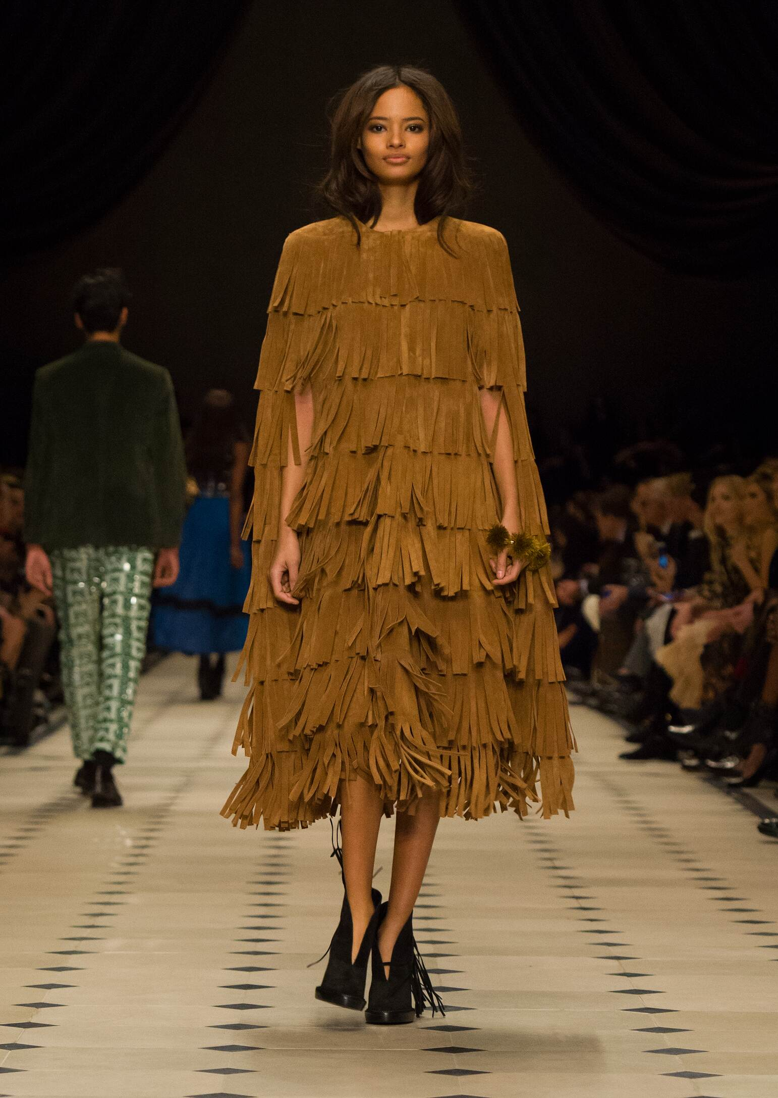2015 Burberry Prorsum Collection Fashion Trends