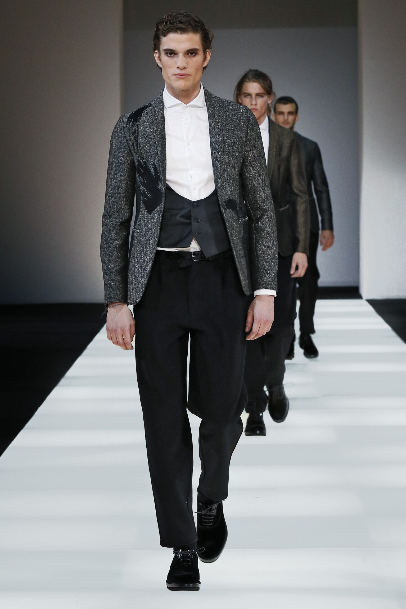 2015 Emporio Armani Fashion