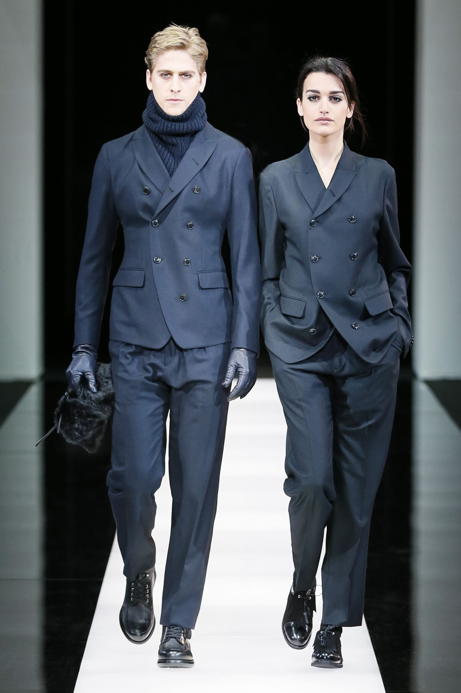 2015 Giorgio Armani Collection Fashion Trends