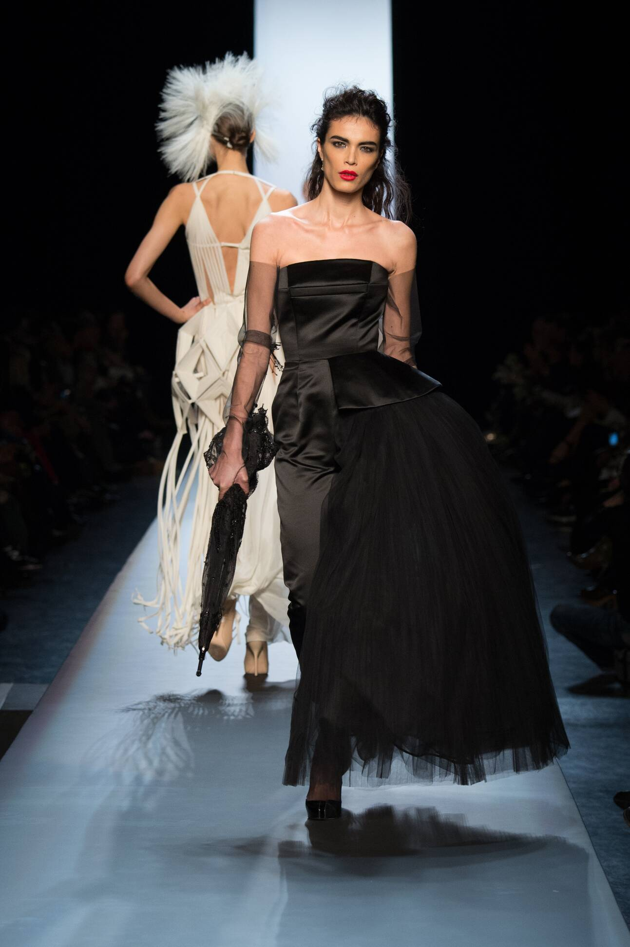 2015 Jean Paul Gaultier Haute Couture Collection Fashion Show SS