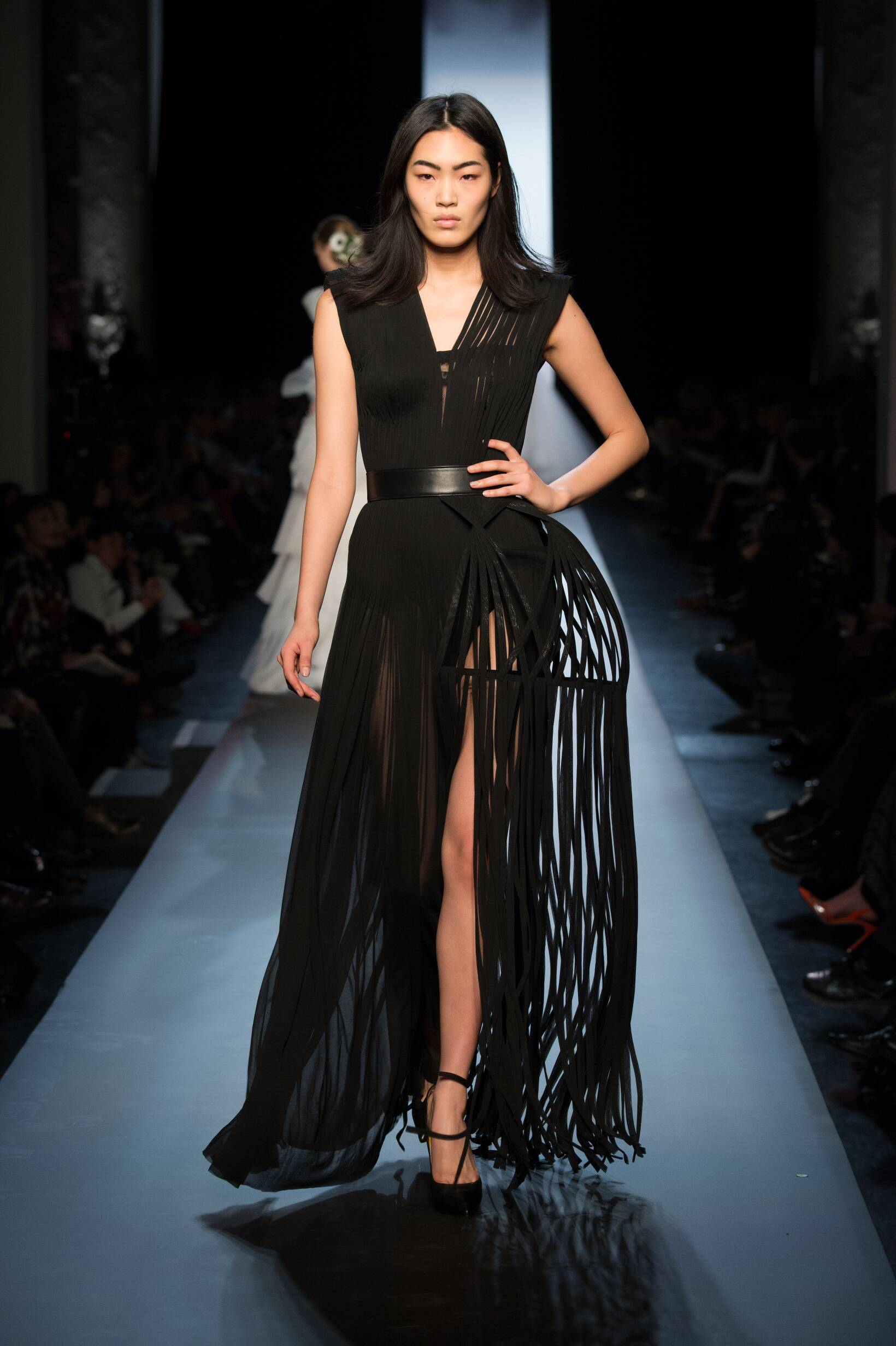 2015 Jean Paul Gaultier Haute Couture Woman Fashion