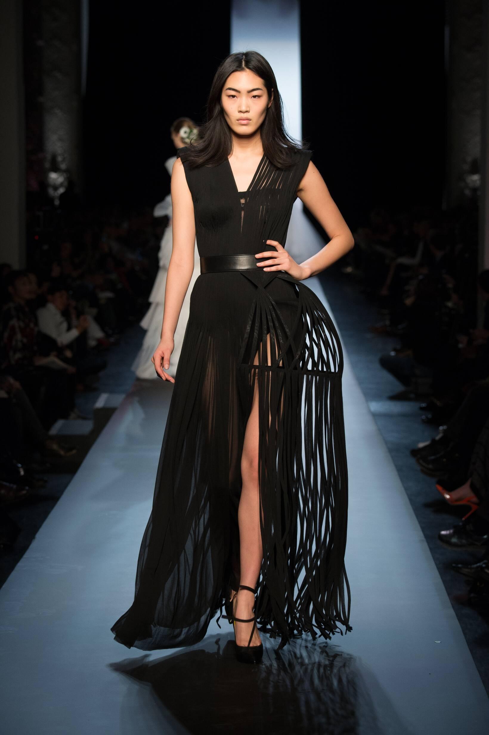 2015 Jean Paul Gaultier Haute Couture Woman Fashion