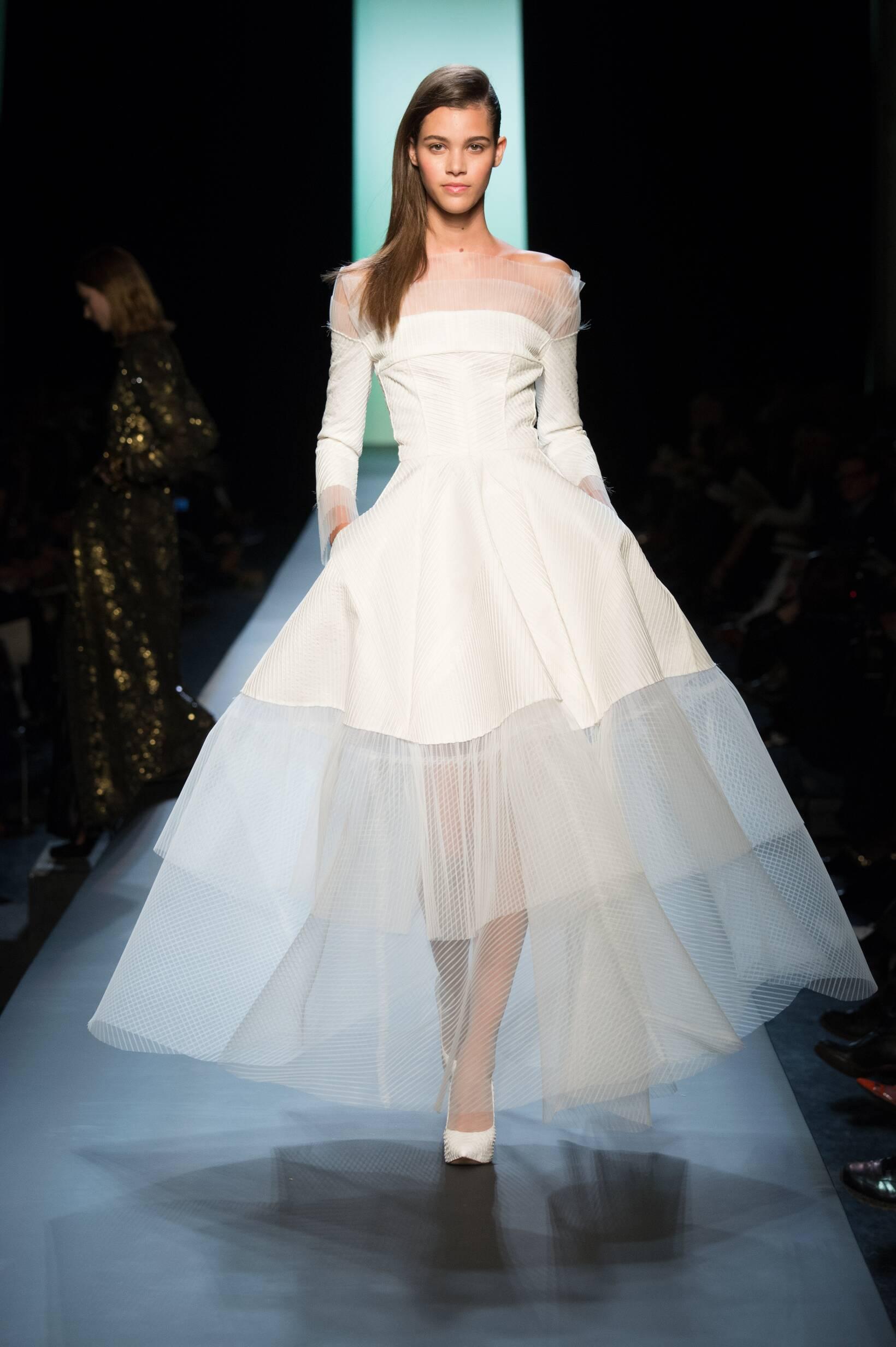 2015 Jean Paul Gaultier Haute Couture