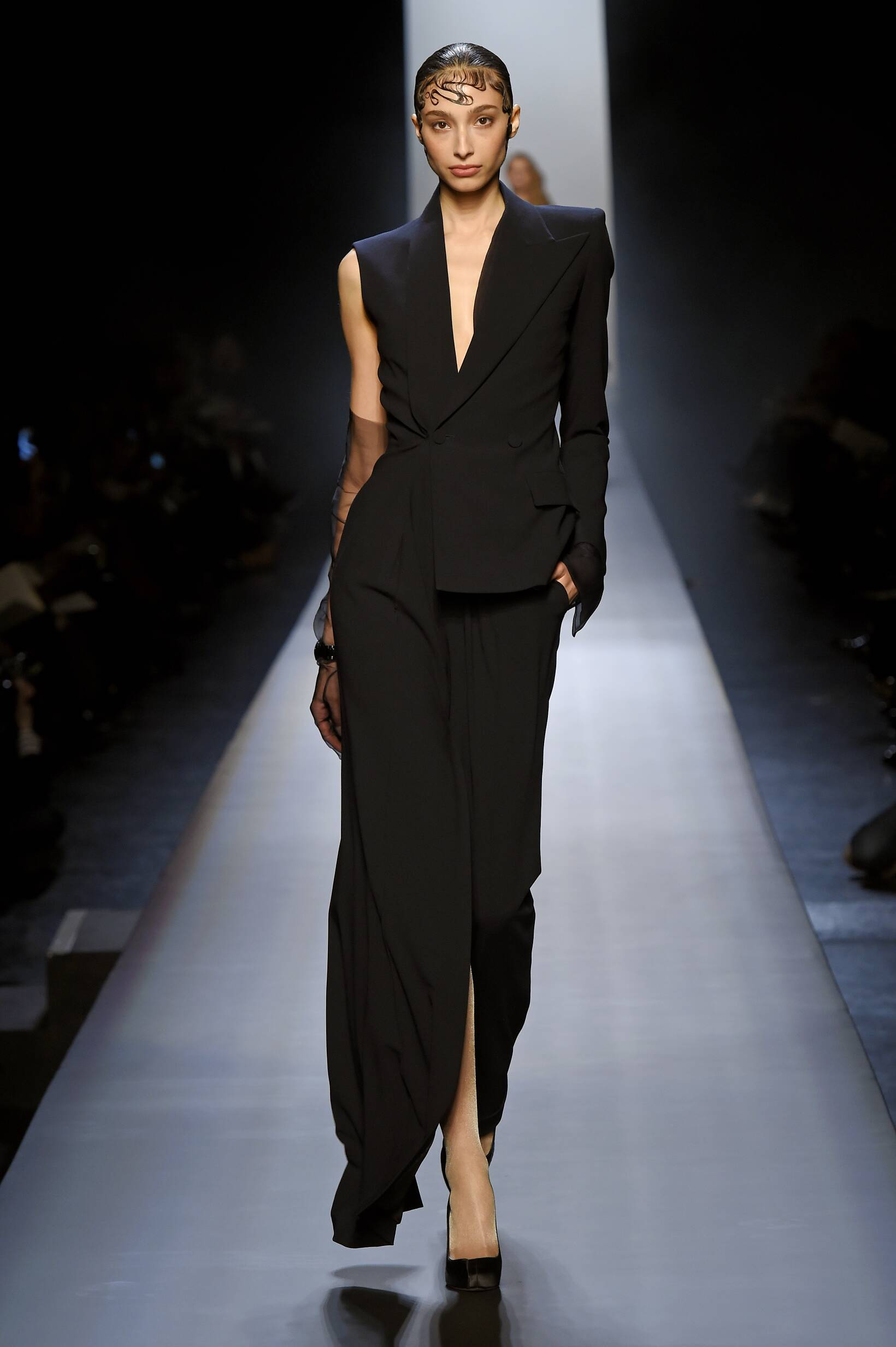 2015 Spring Fashion Woman Jean Paul Gaultier Haute Couture Collection