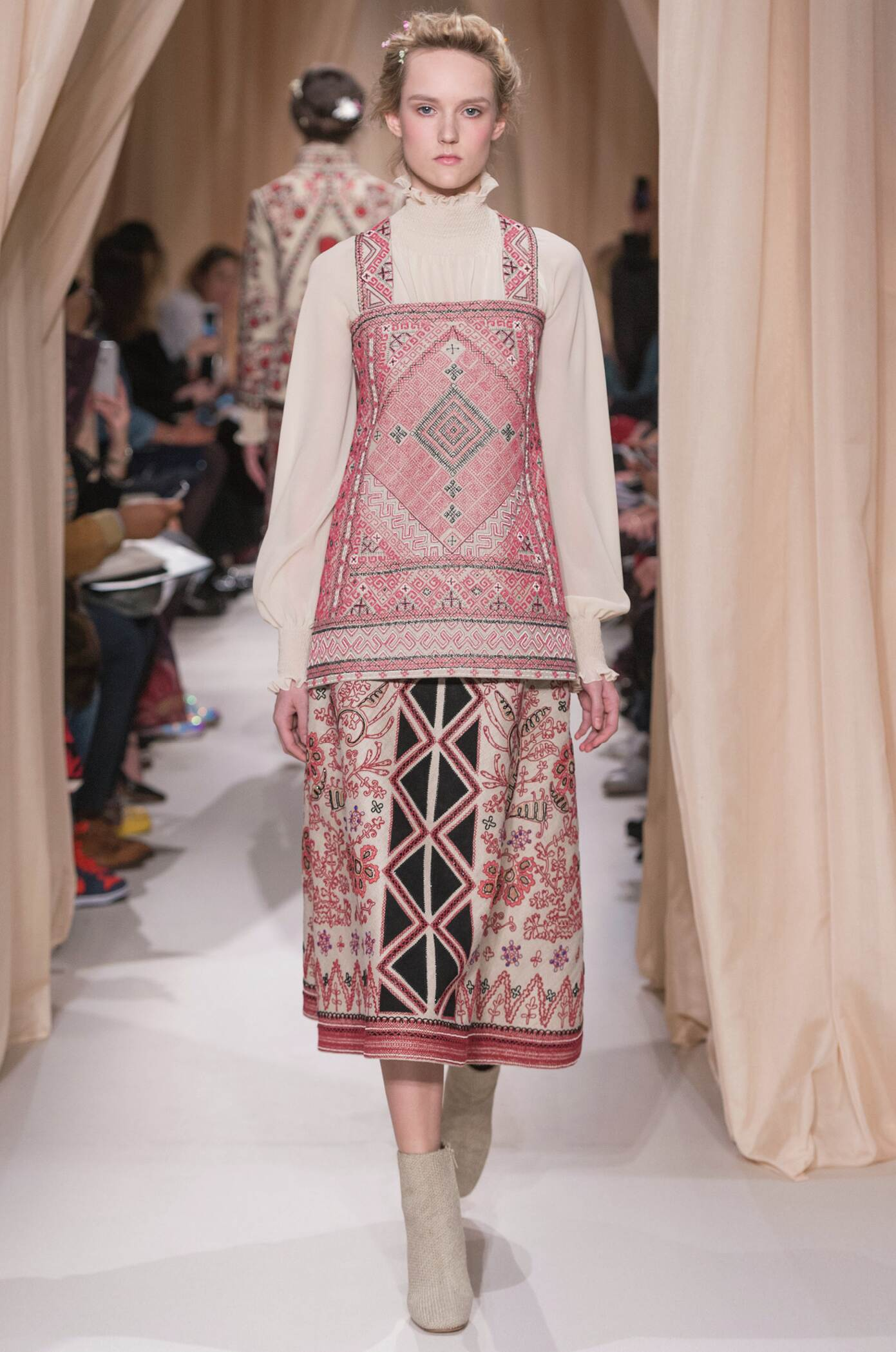 2015 Spring Fashion Woman Valentino Haute Couture Collection