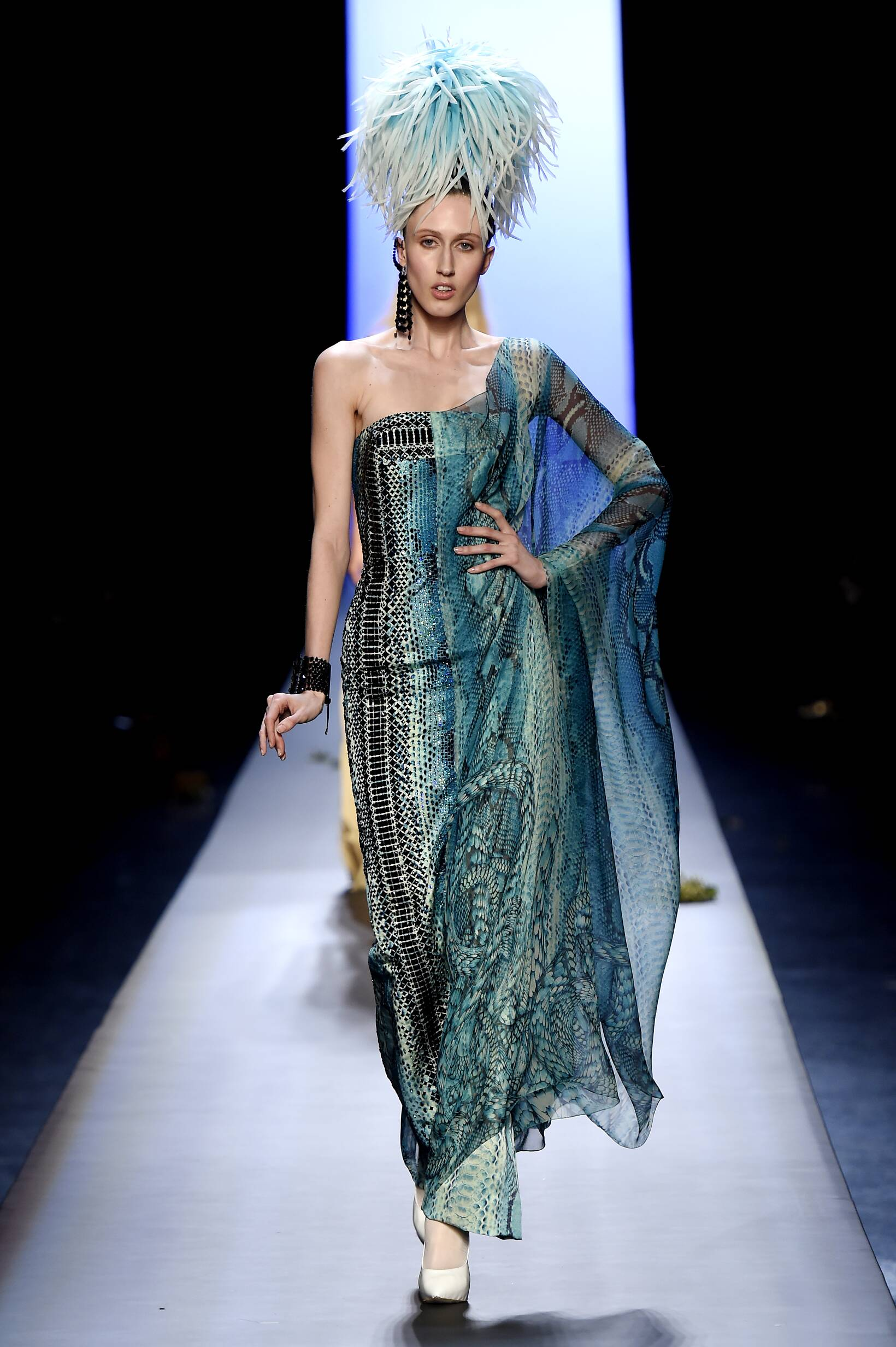 2015 Summer Fashion Trends Jean Paul Gaultier Haute Couture Collection Womanswear