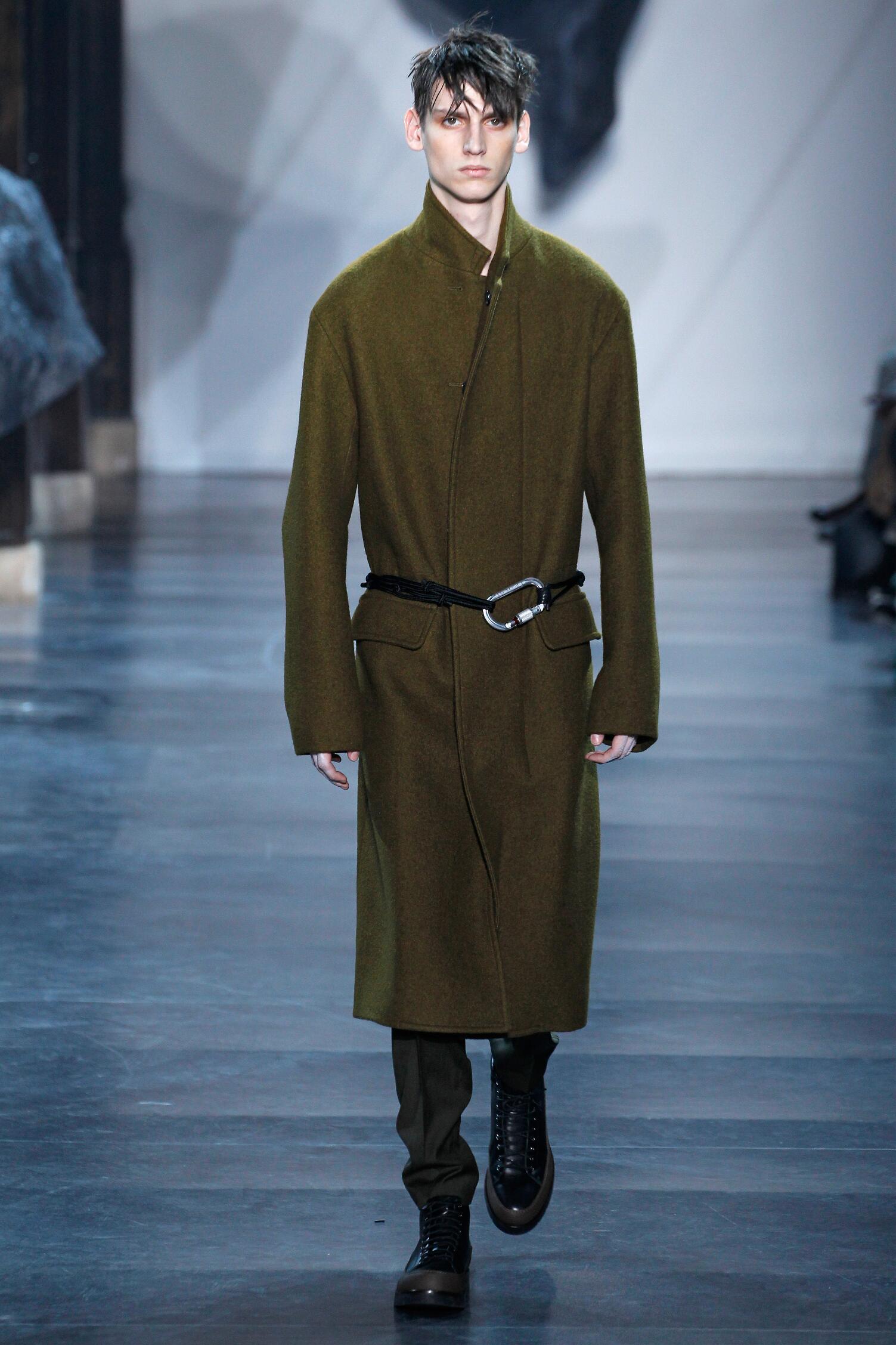 2016 Fall Fashion Man 3.1 Phillip Lim Collection