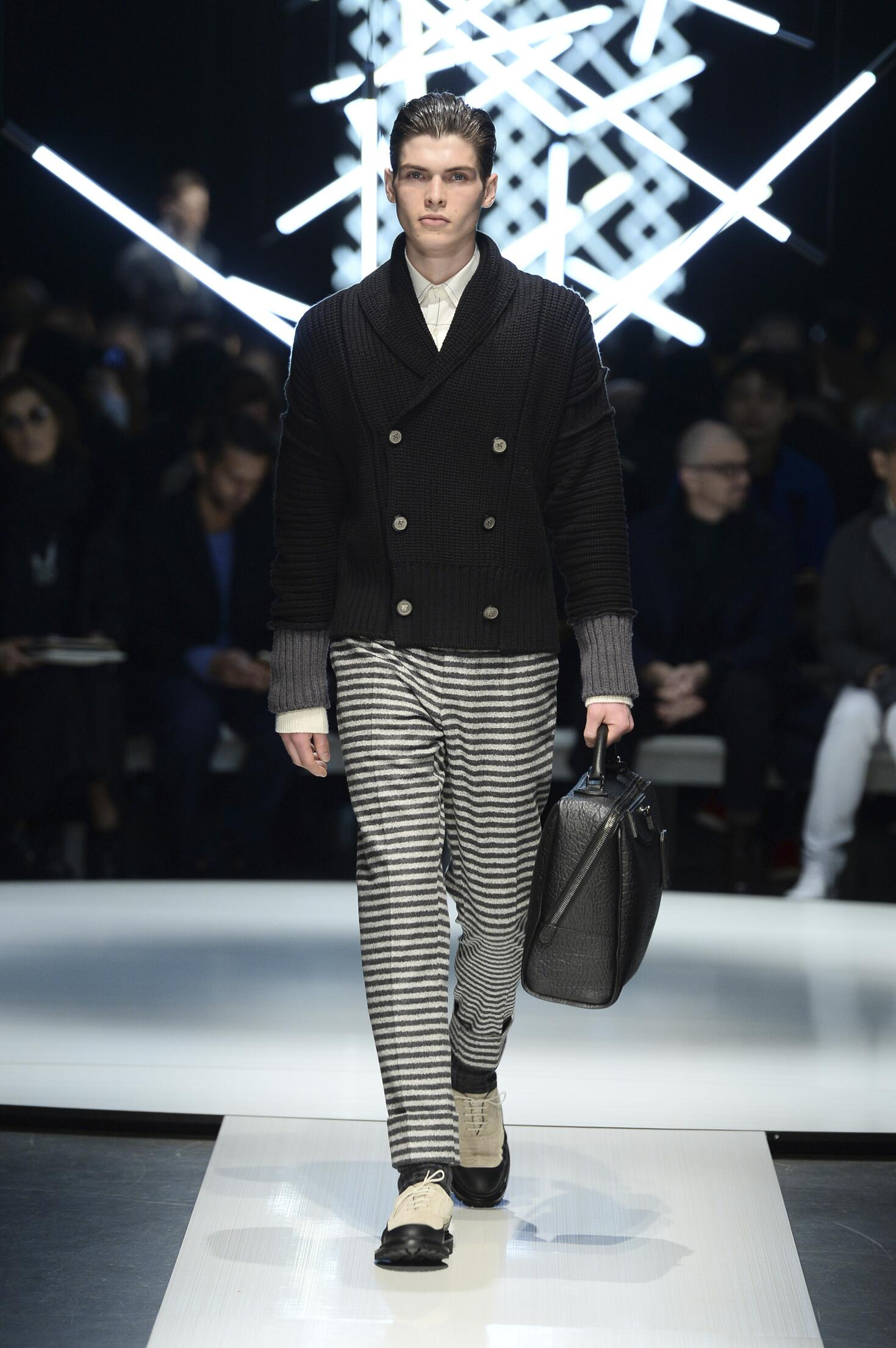 2016 Fall Fashion Man Canali Collection