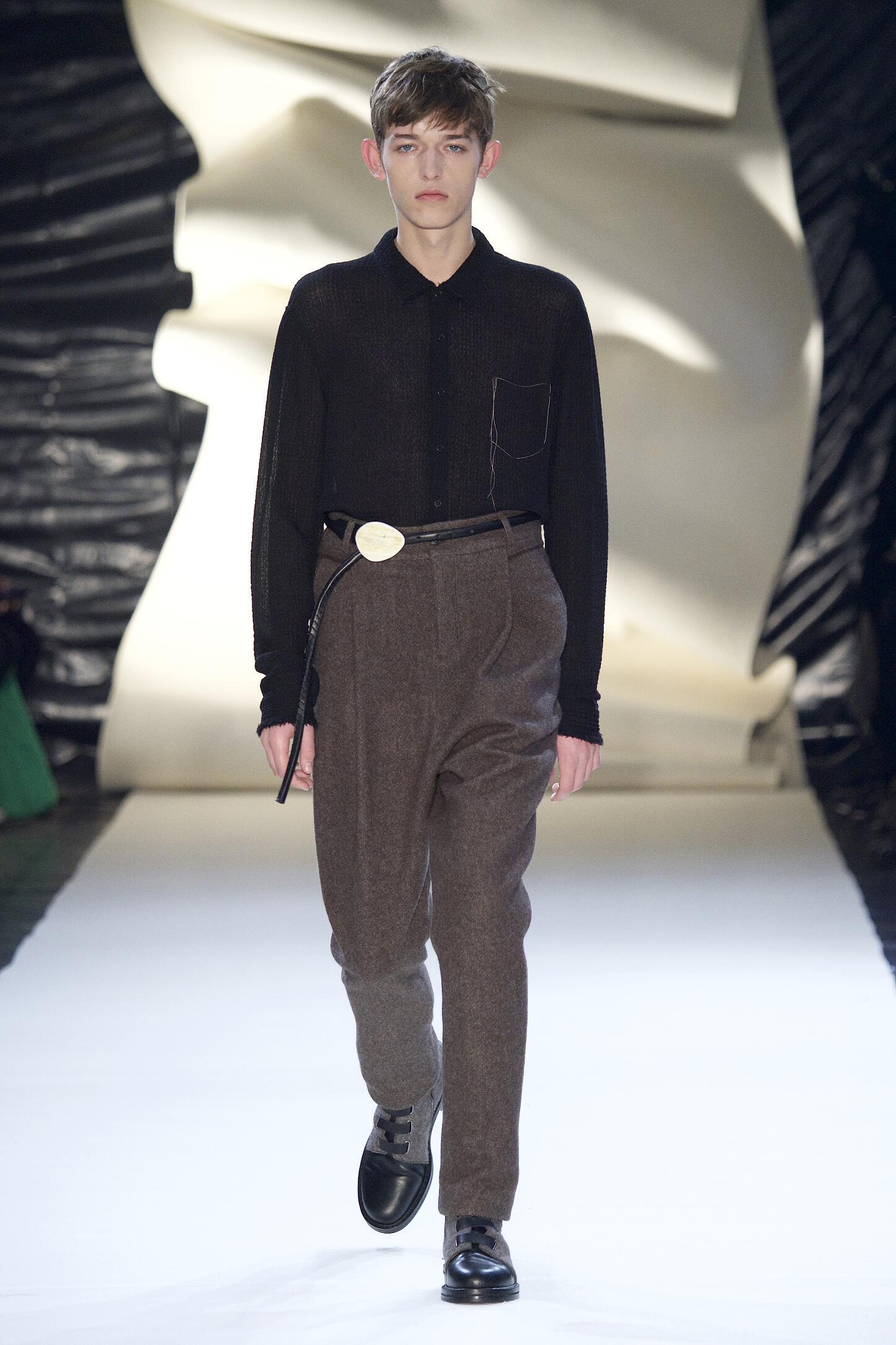 2016 Fall Fashion Man Damir Doma Collection