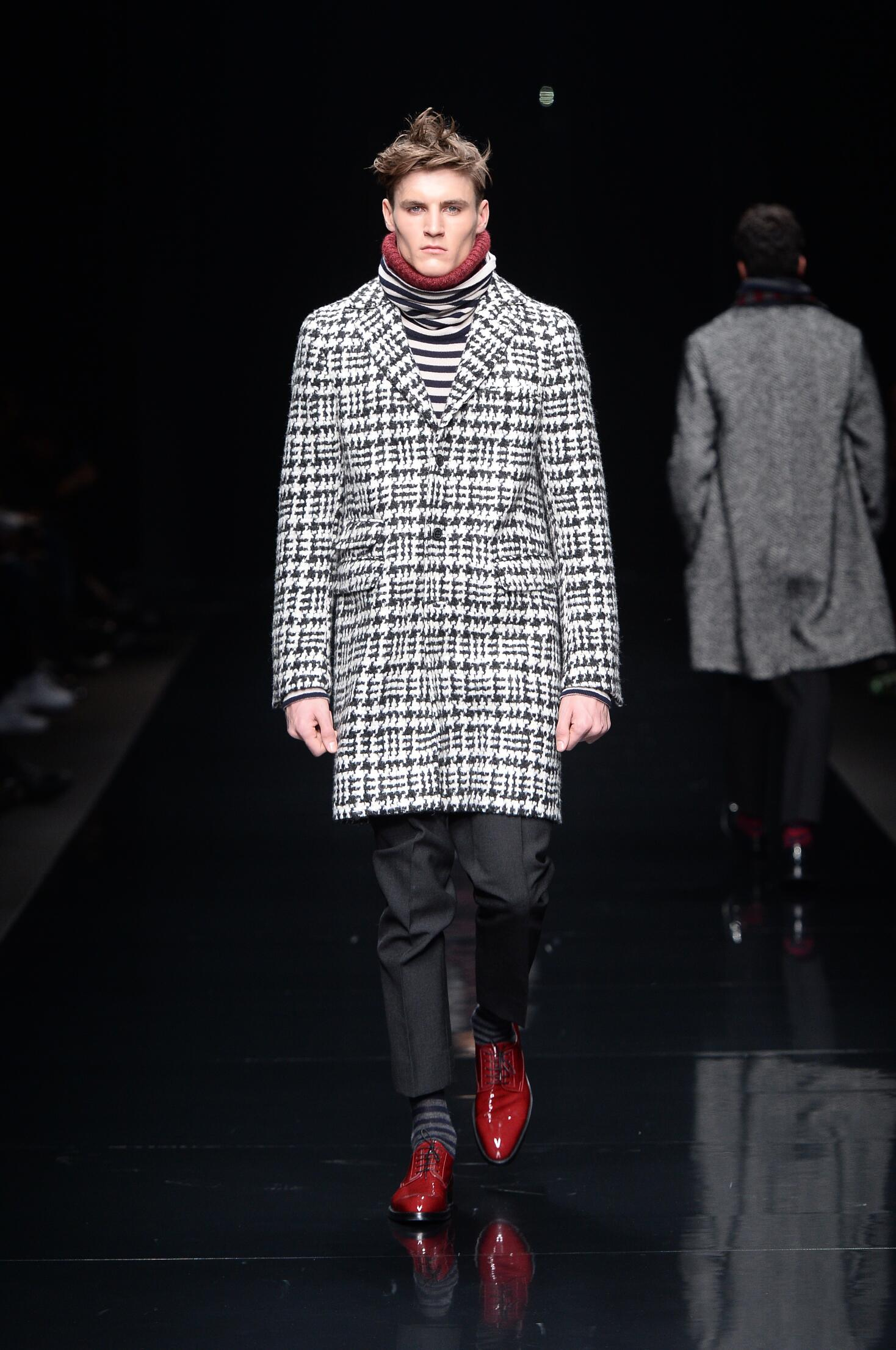 2016 Fall Fashion Man Ermanno Scervino Collection