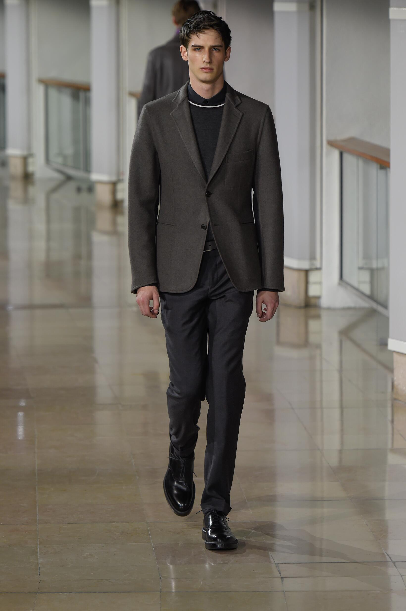 2016 Fall Fashion Man Hermès Collection