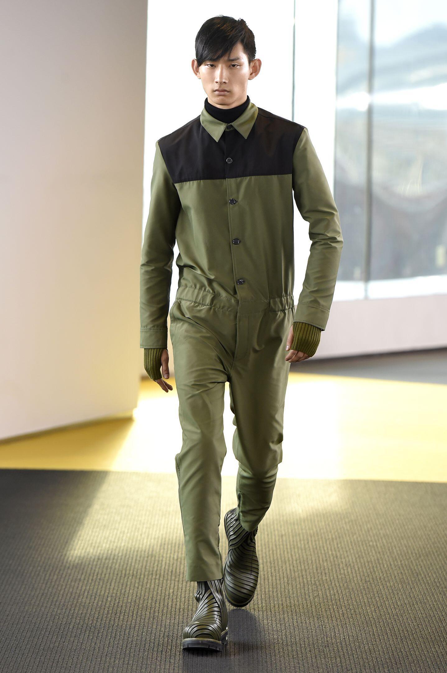 2016 Fall Fashion Man Kenzo Collection