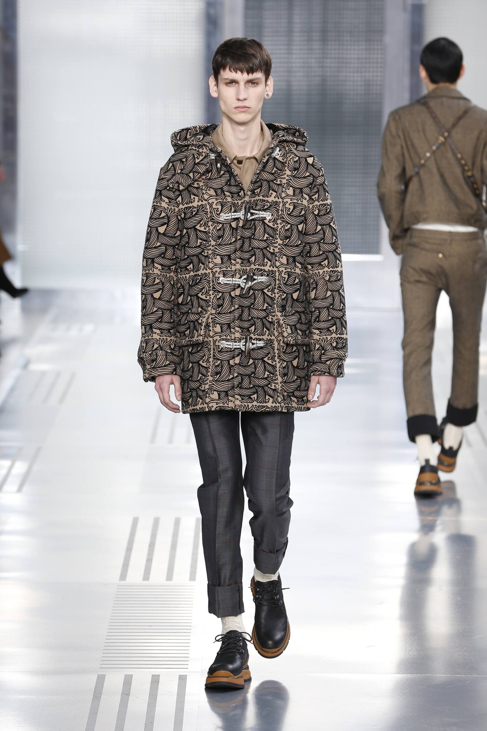 2016 Fall Fashion Man Louis Vuitton Collection