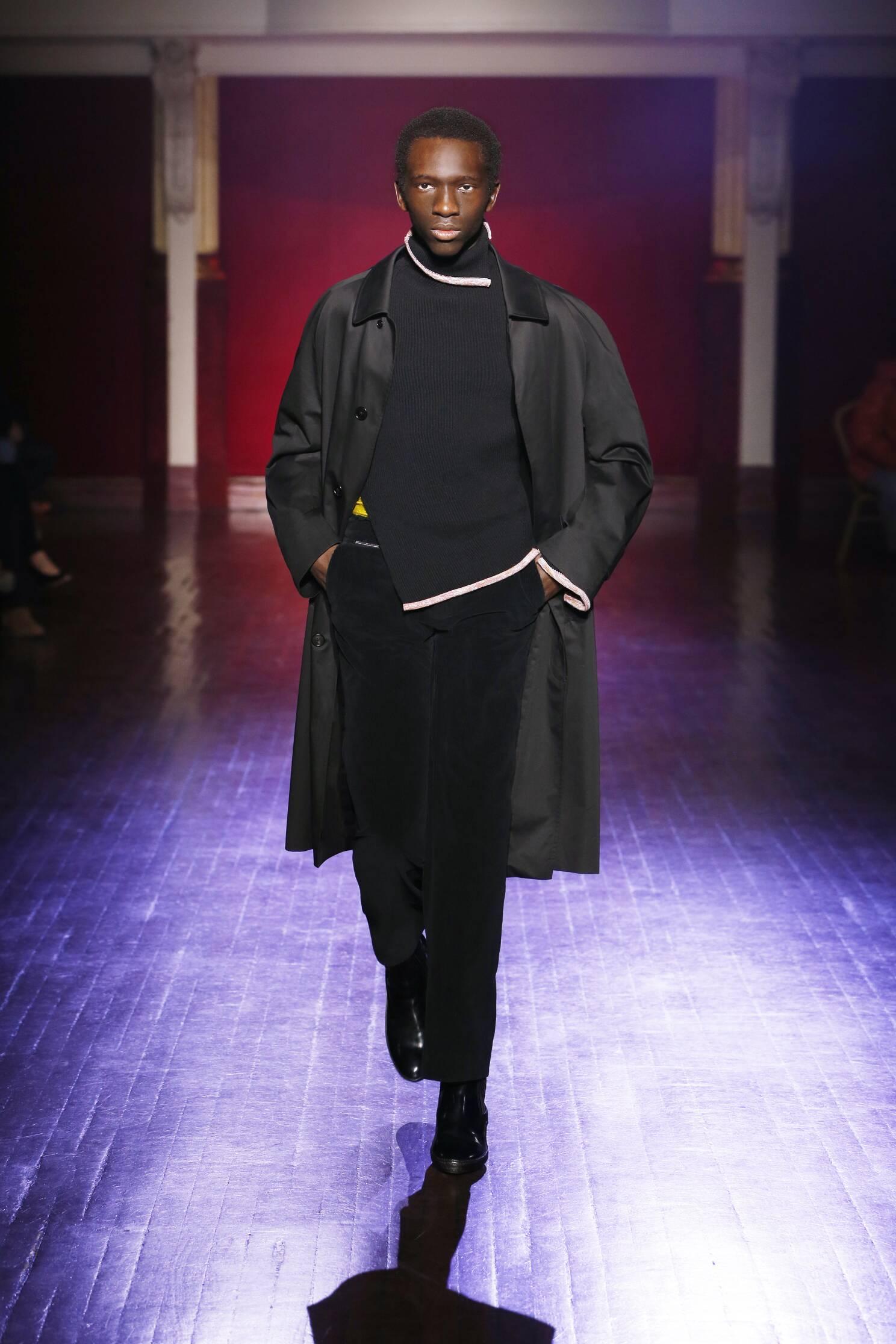 2016 Fall Fashion Man Maison Margiela Collection