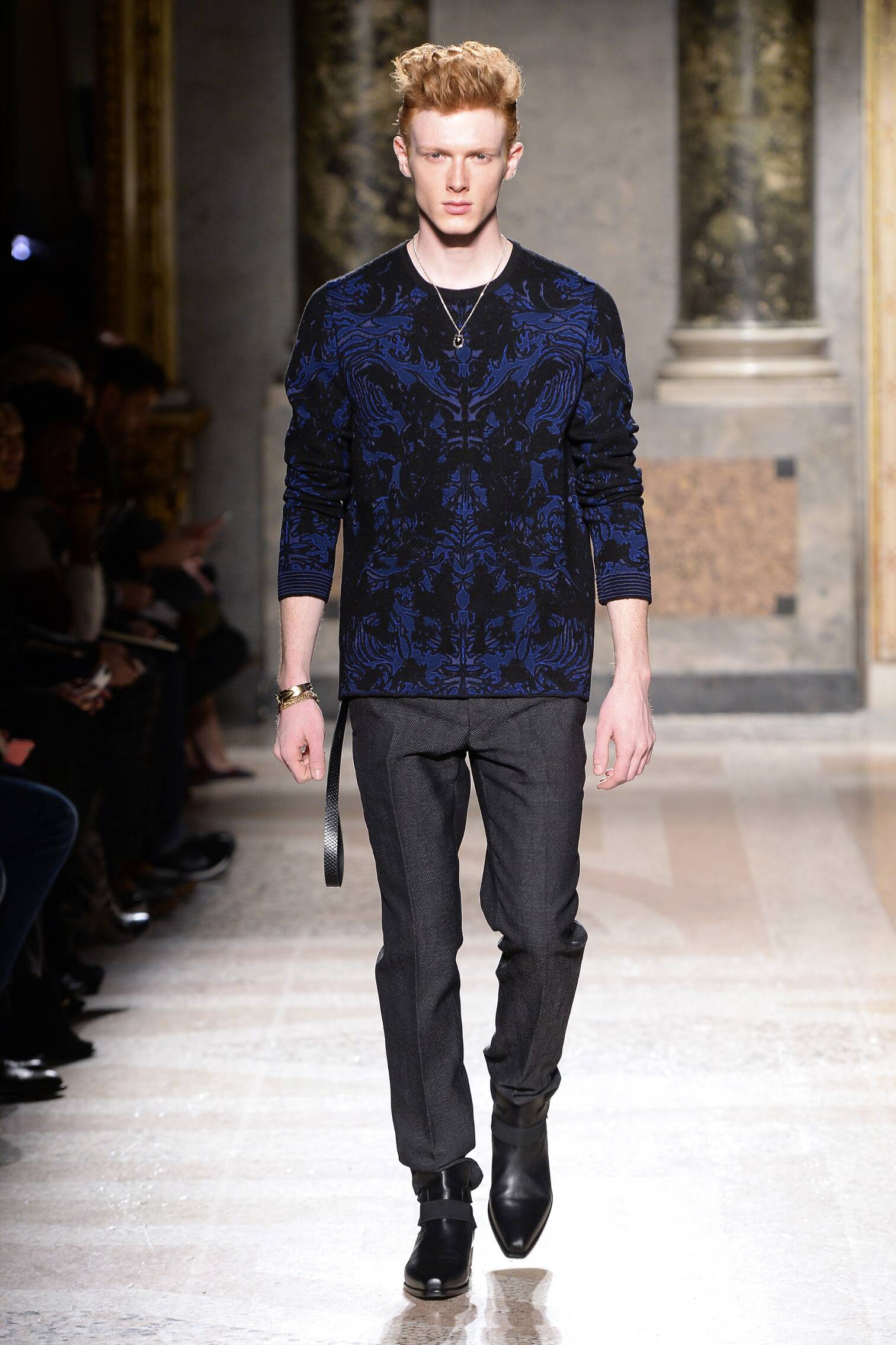 2016 Fall Fashion Man Roberto Cavalli Collection