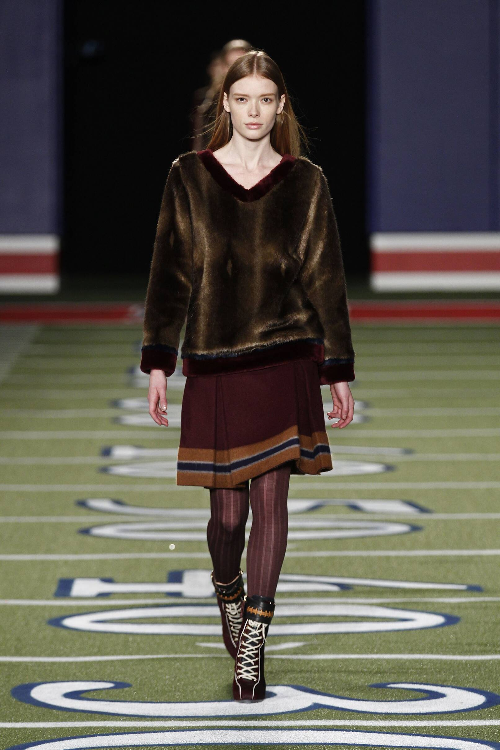2016 Fall Fashion Woman Tommy Hilfiger Collection