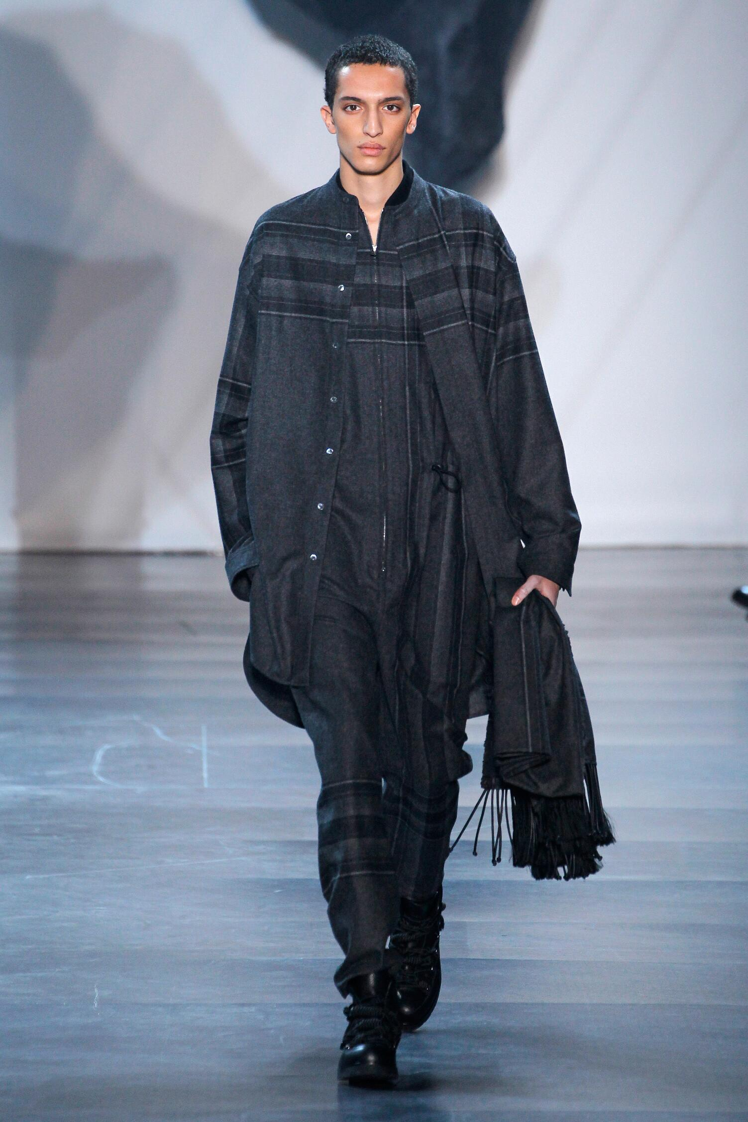 3.1 Phillip Lim Collection Fall 2015 Catwalk