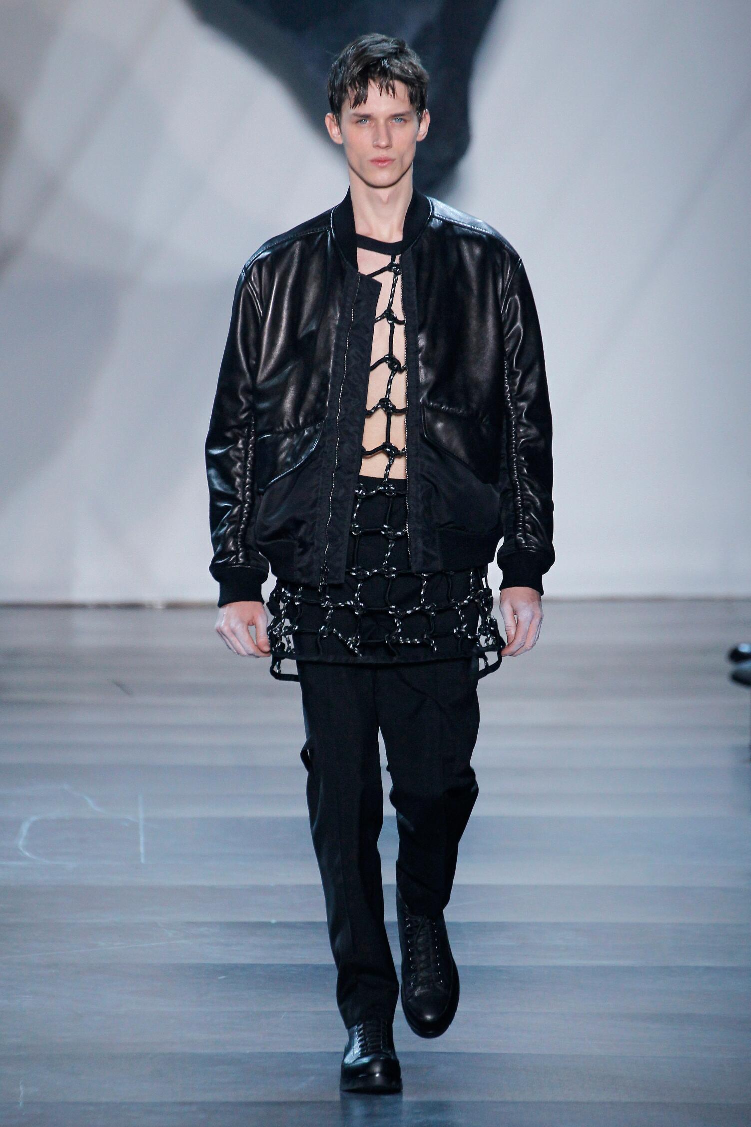 3.1 Phillip Lim Collection Paris Fashion Week Menswear