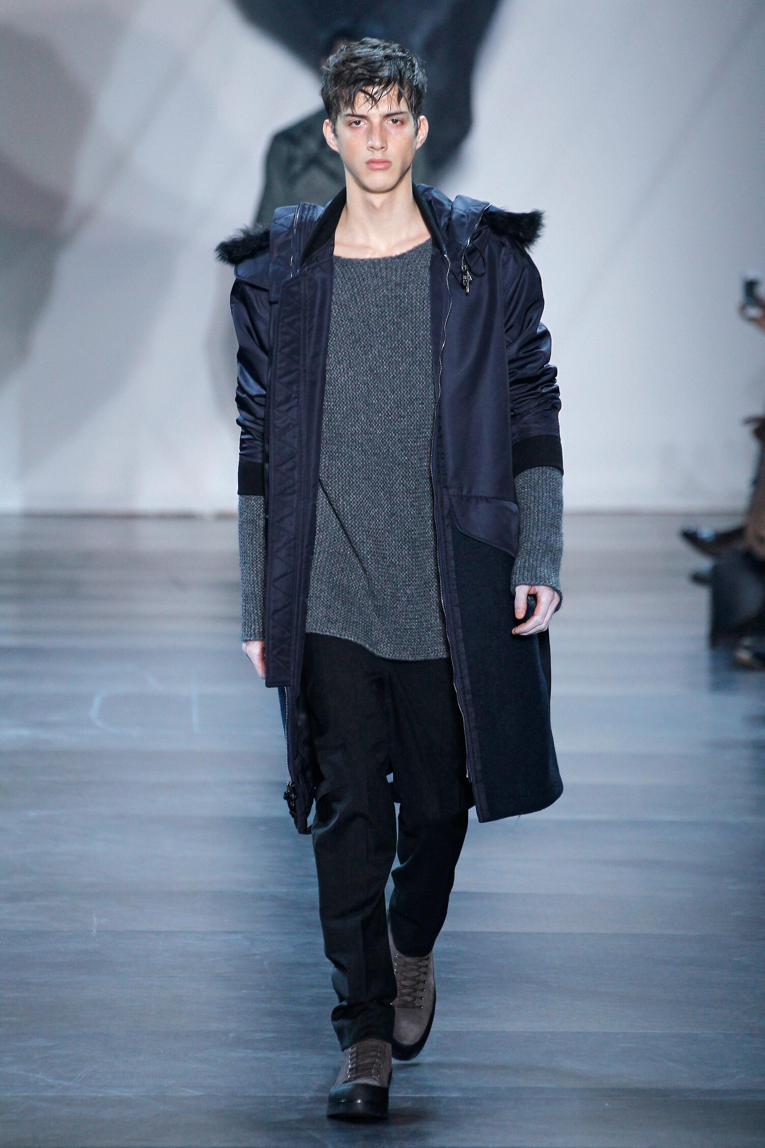 3.1 Phillip Lim Fall Winter 2015 16 Mens Collection Paris Fashion Week