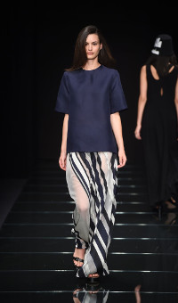 ANTEPRIMA SPRING SUMMER 2015 WOMEN'S COLLECTION – MILANO FASHION WEEK