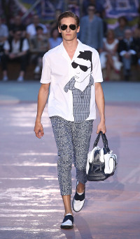 ANTONIO MARRAS SPRING SUMMER 2015 MEN'S COLLECTION – MILANO FASHION WEEK