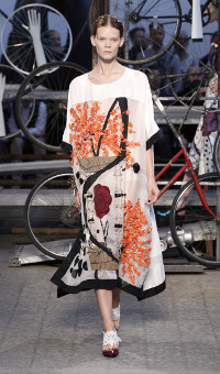 ANTONIO MARRAS SPRING SUMMER 2015 WOMEN'S COLLECTION – MILANO FASHION WEEK
