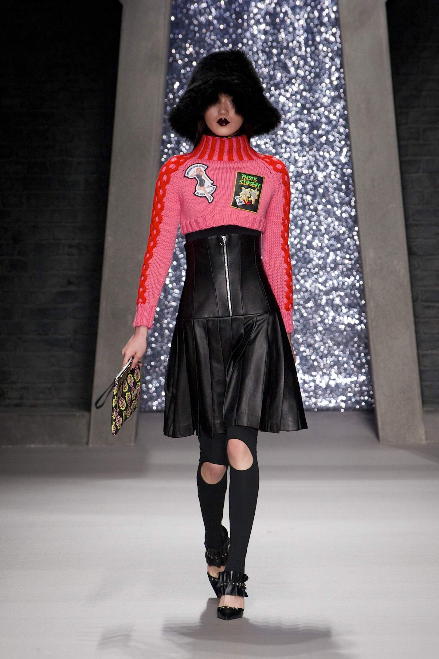 Ashley Williams Fall Winter 2015 16 Women's Collection London Fashion Week Fashion Show