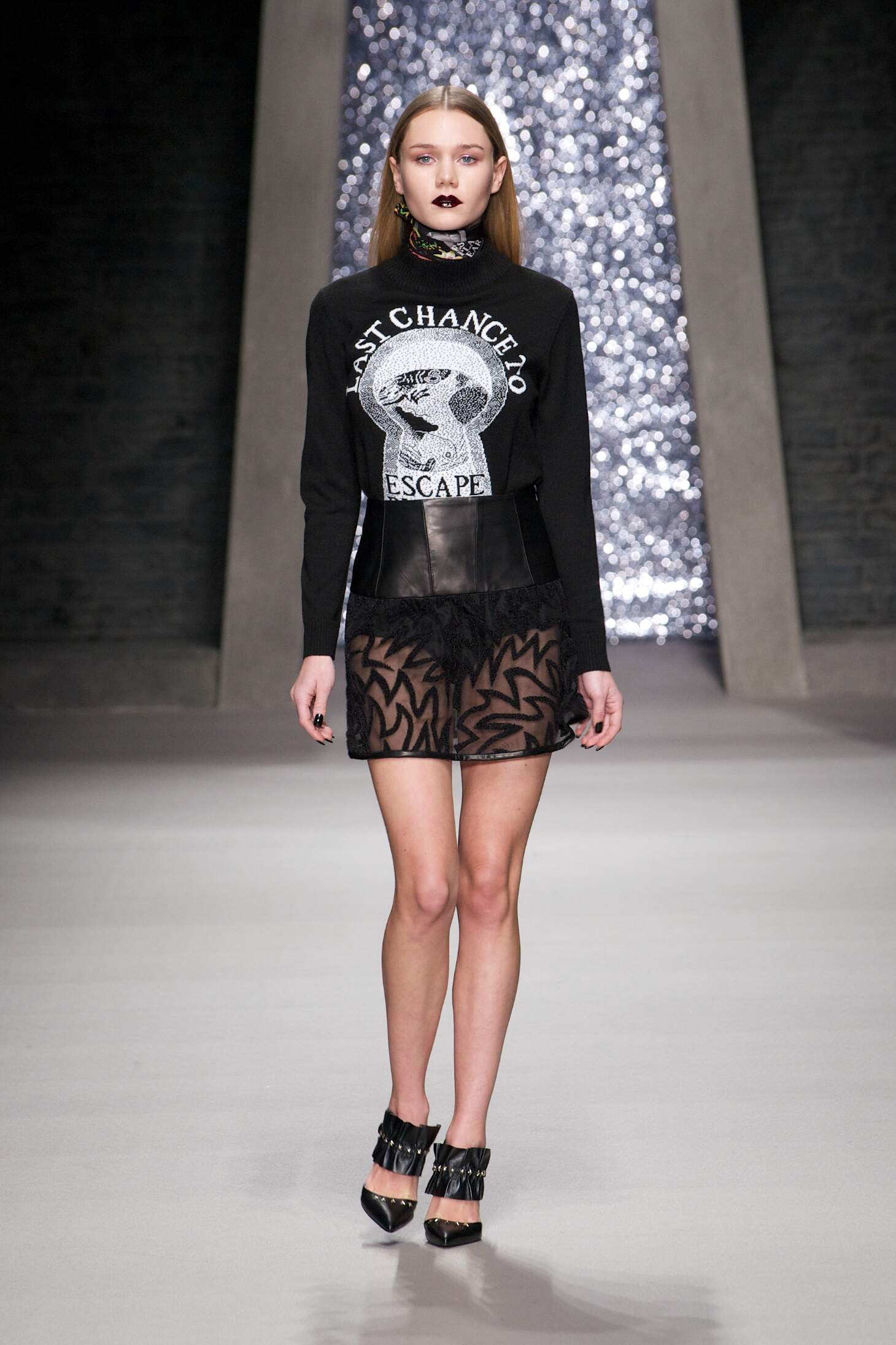 Ashley Williams Fall Winter 2015 16 Womens Collection London Fashion Week