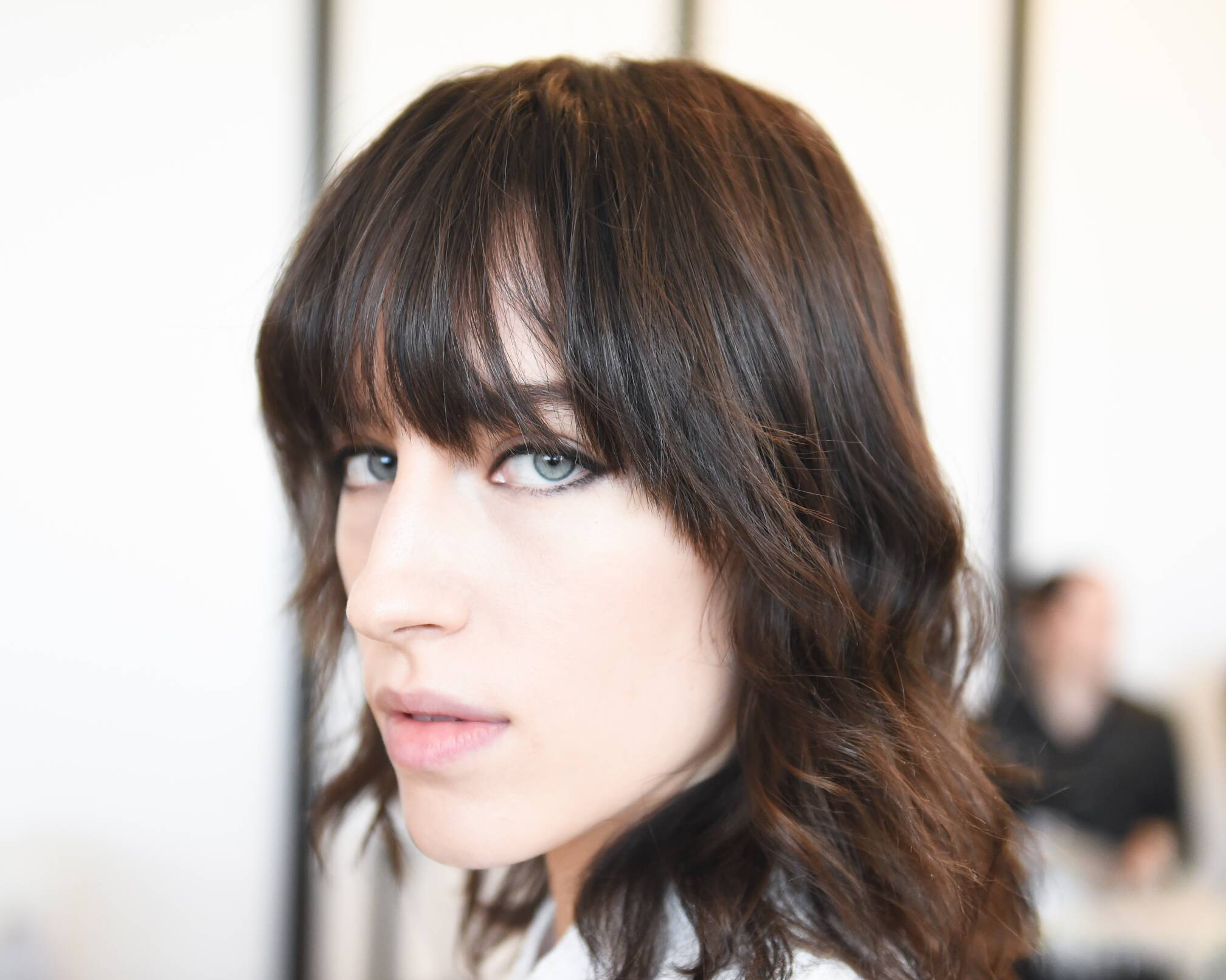 Backstage Calvin Klein Woman 2015