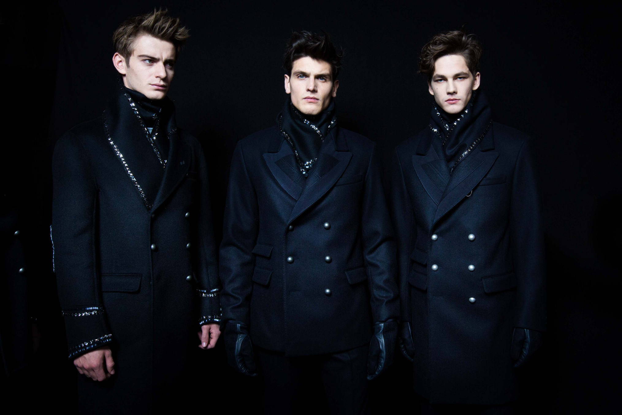 Backstage Ermanno Scervino Fw 2015-16 Menswear