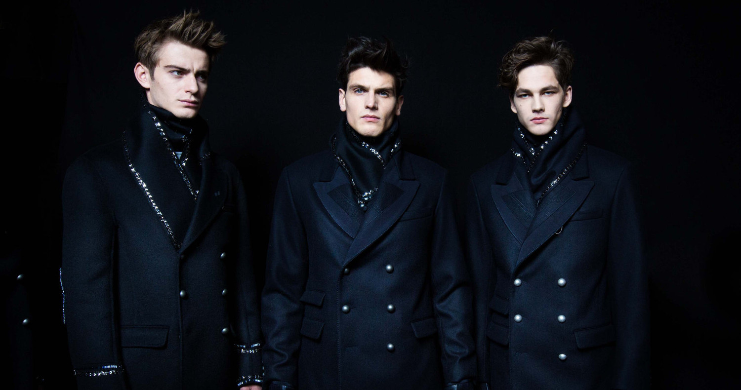 Backstage Ermanno Scervino Fw 2015-2016 Menswear