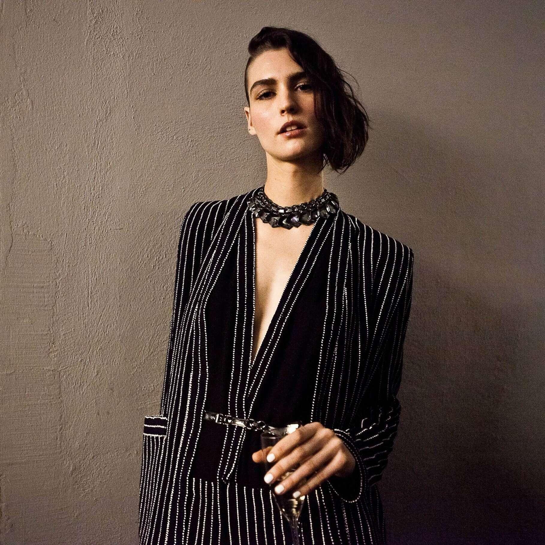 Backstage Jean Paul Gaultier Haute Couture Womenswear