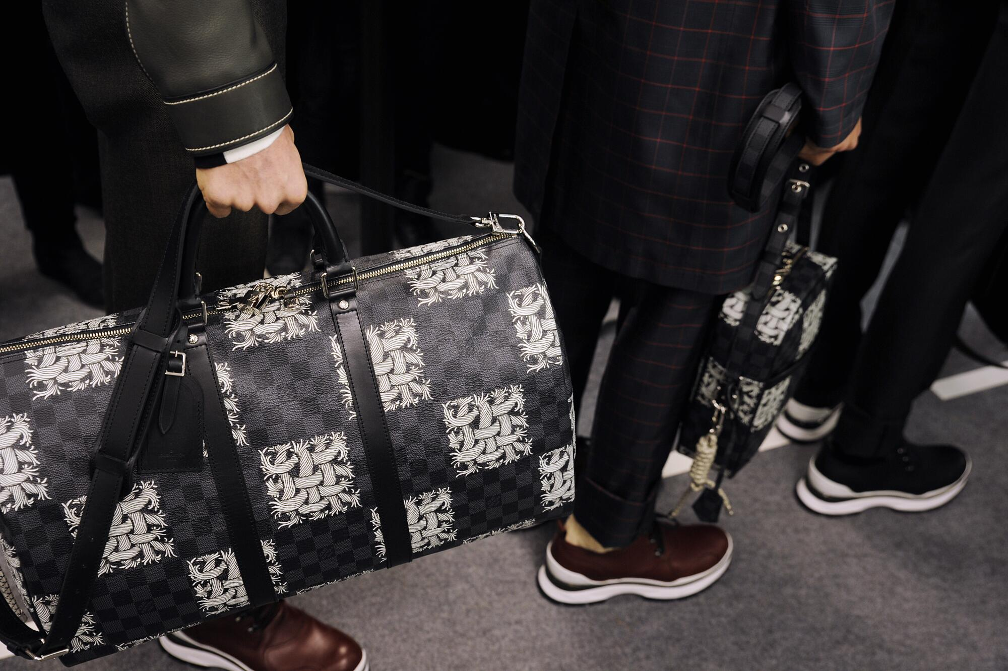 Backstage Louis Vuitton Bag