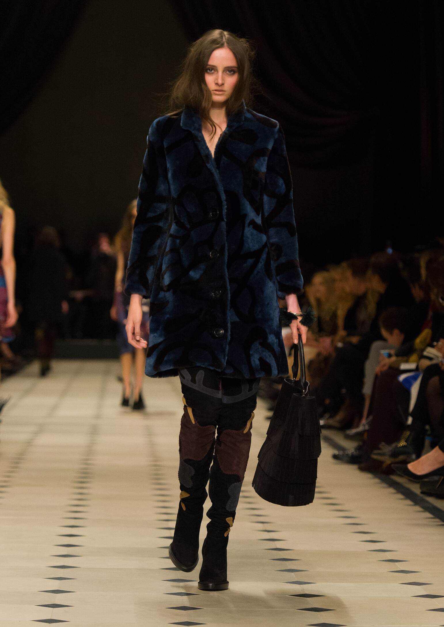 Burberry Prorsum Collection 2015