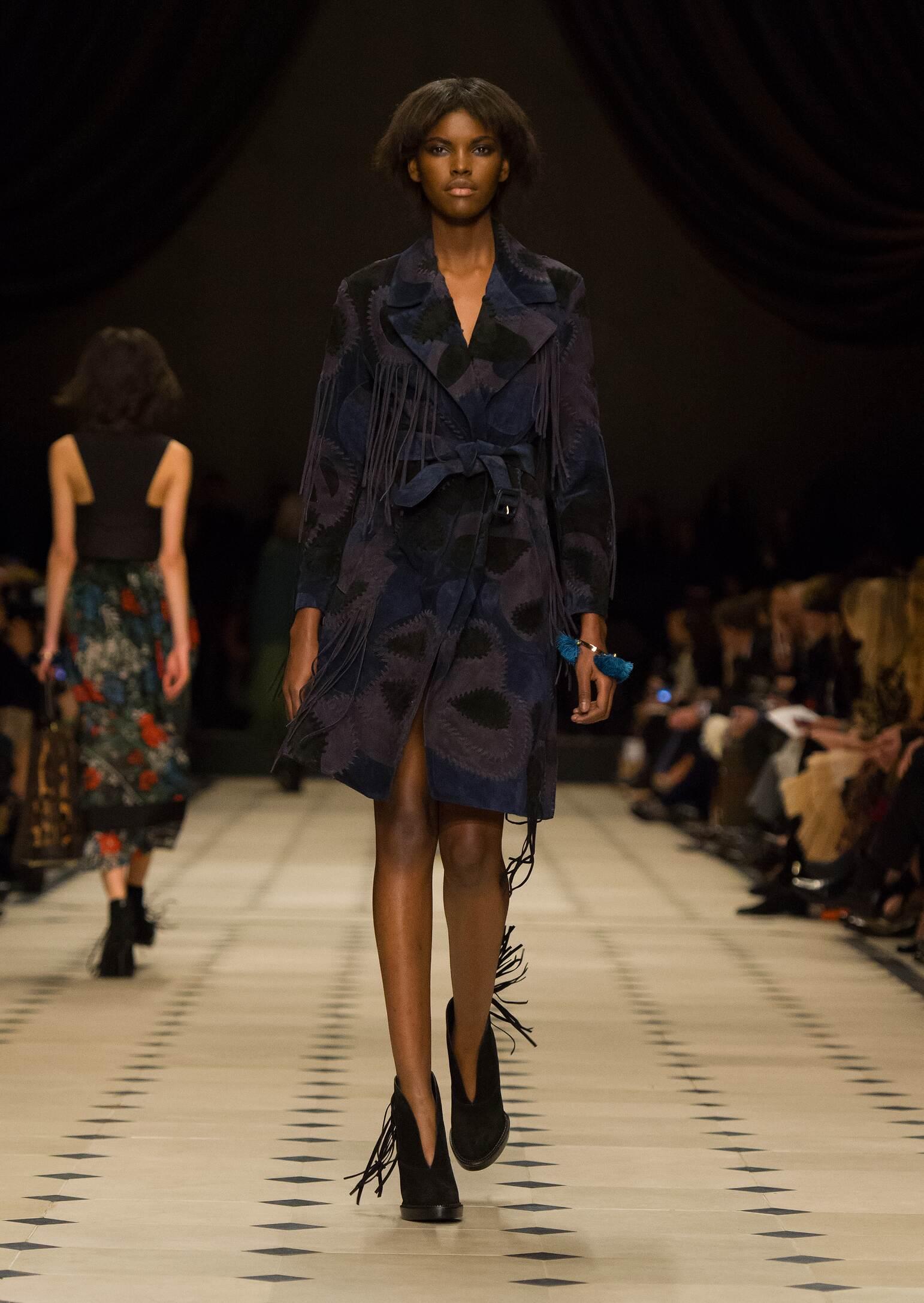 Burberry Prorsum Collection London Fashion Week Womenswear