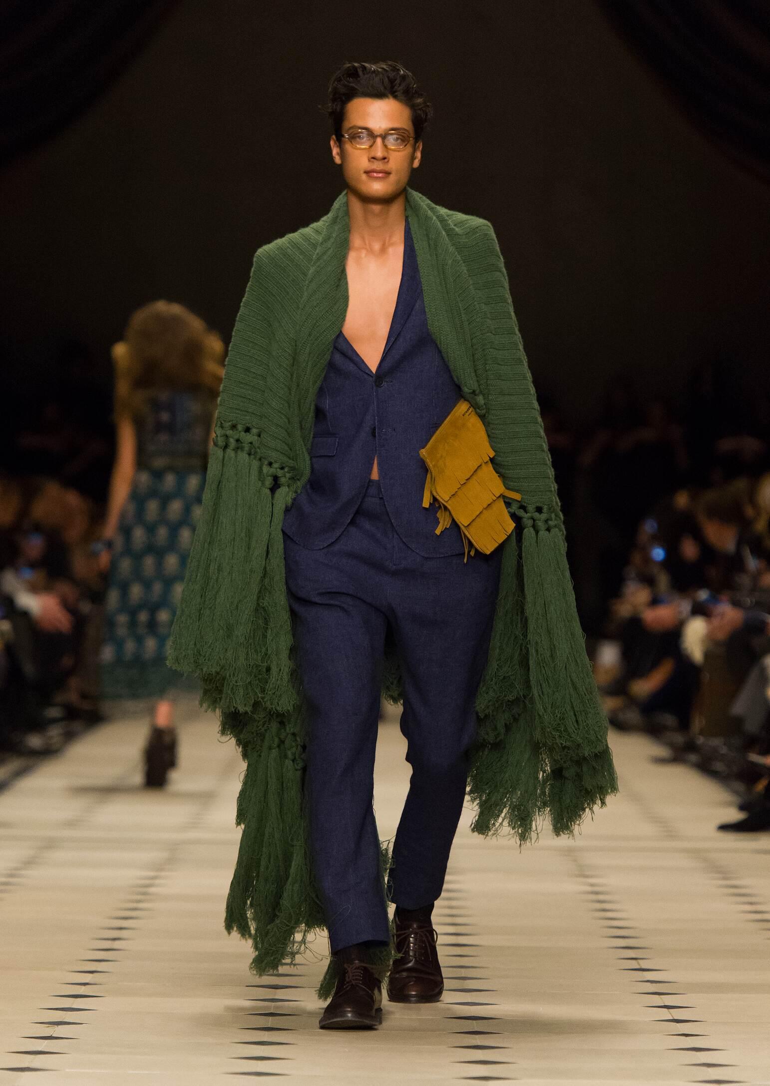 Burberry Prorsum Fall Winter 2015 16 Menswear Collection London Fashion Week Fashion Show