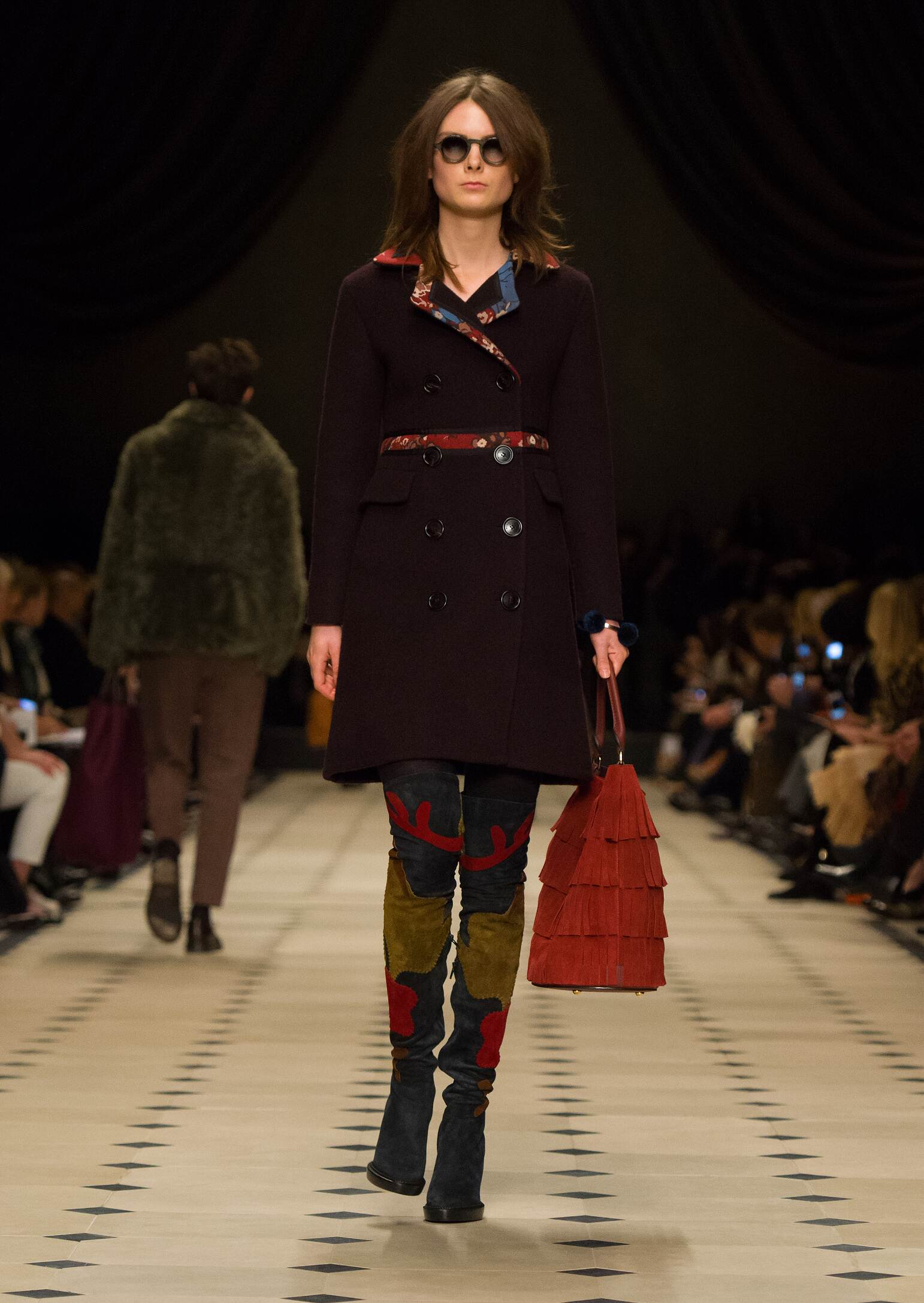 Burberry Prorsum Women's Collection 2015 2016