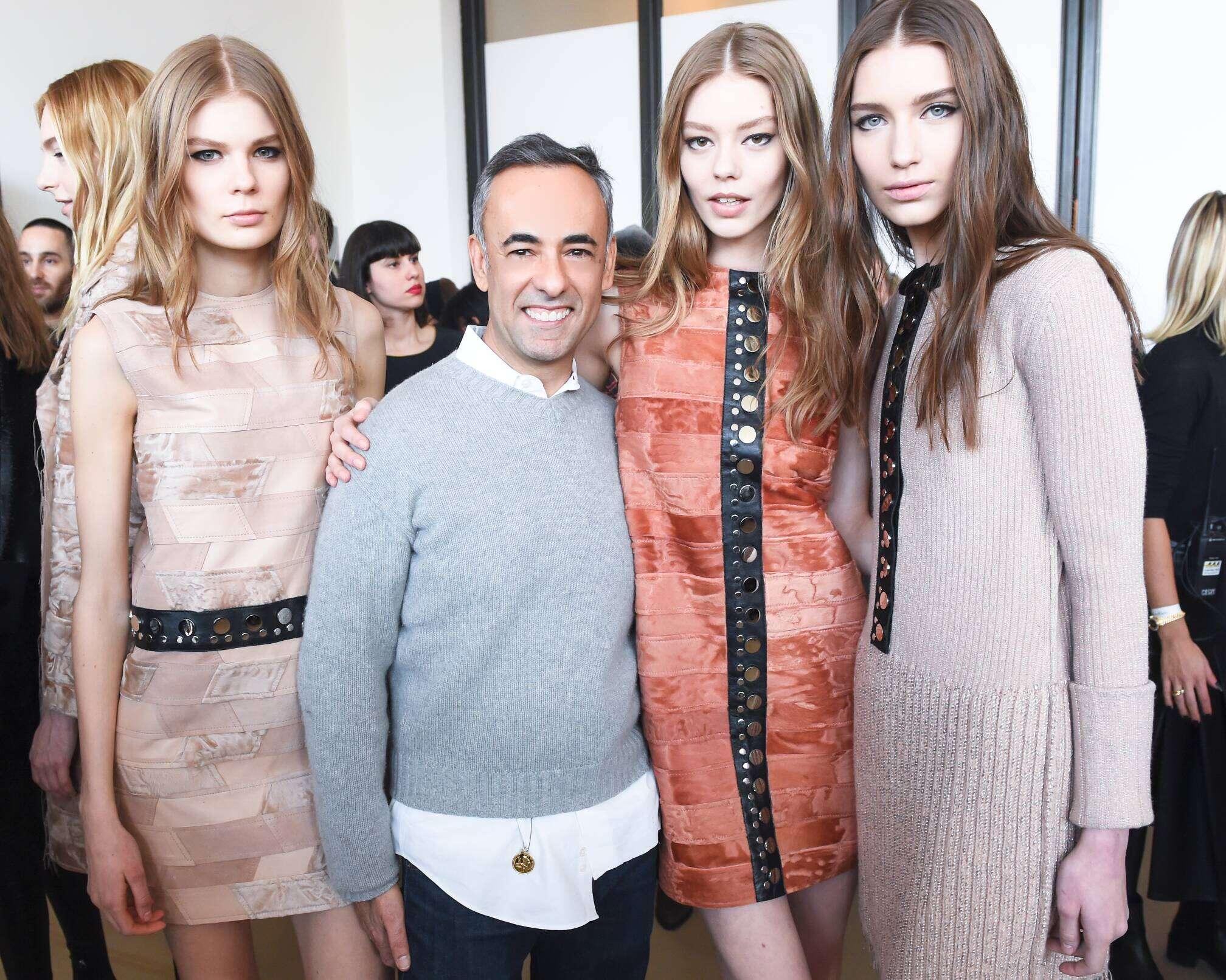 Calvin Klein Backstage 2015 16